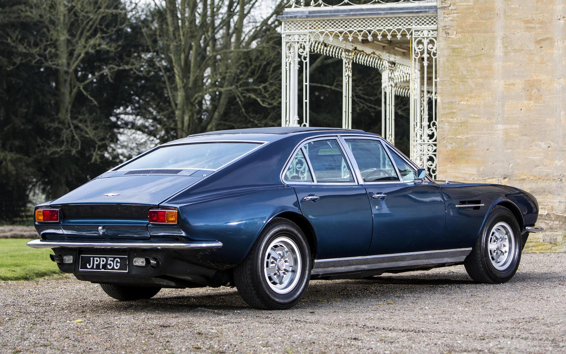 1969 Aston Martin Lagonda Prototype Wallpapers And Hd Images Car Pixel
