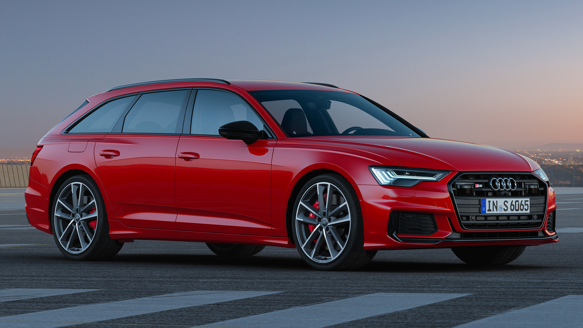 2019 Audi S6 Avant Black Optic Package - Wallpapers and HD ...