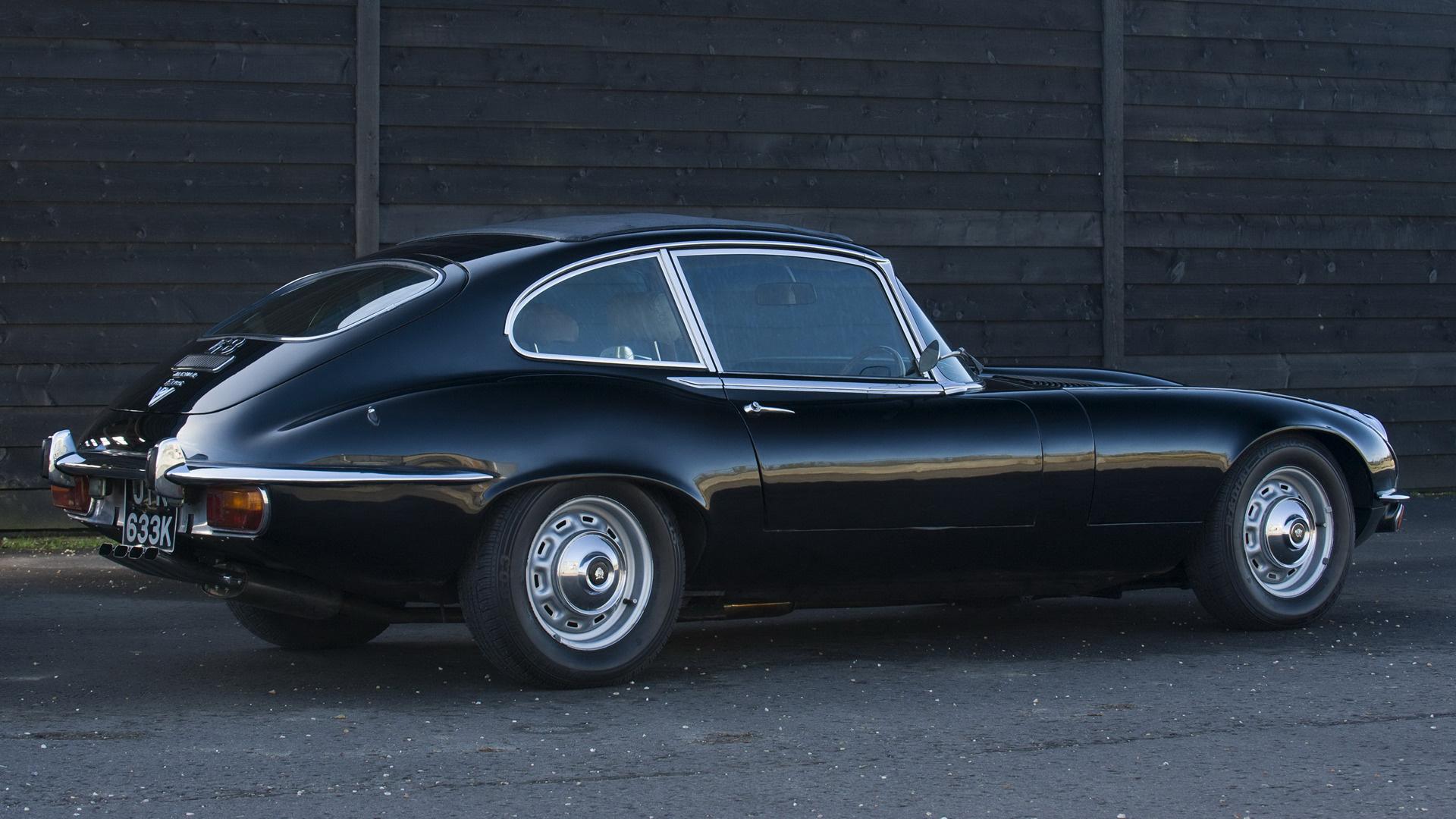 Jaguar F Type Coupe >> 1971 Jaguar E-Type V12 2+2 Coupe (UK) - Wallpapers and HD Images | Car Pixel