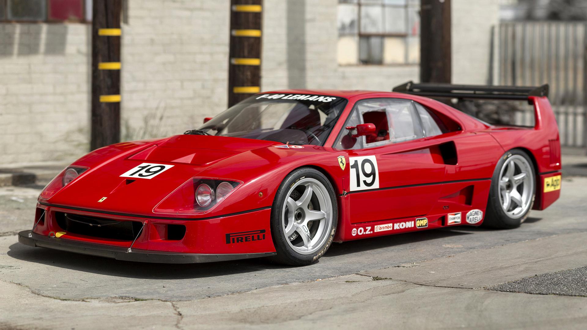 Permalink to Mini Ferrari F40