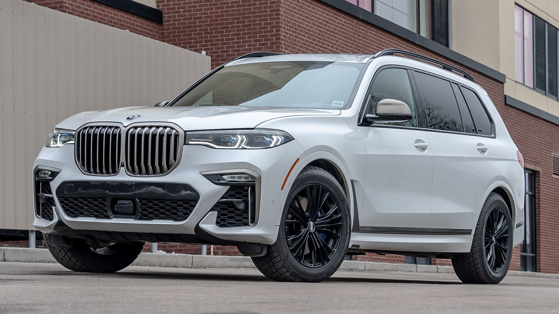 2020 Bmw X7 M50i Us Wallpapers And Hd Images Car Pixel