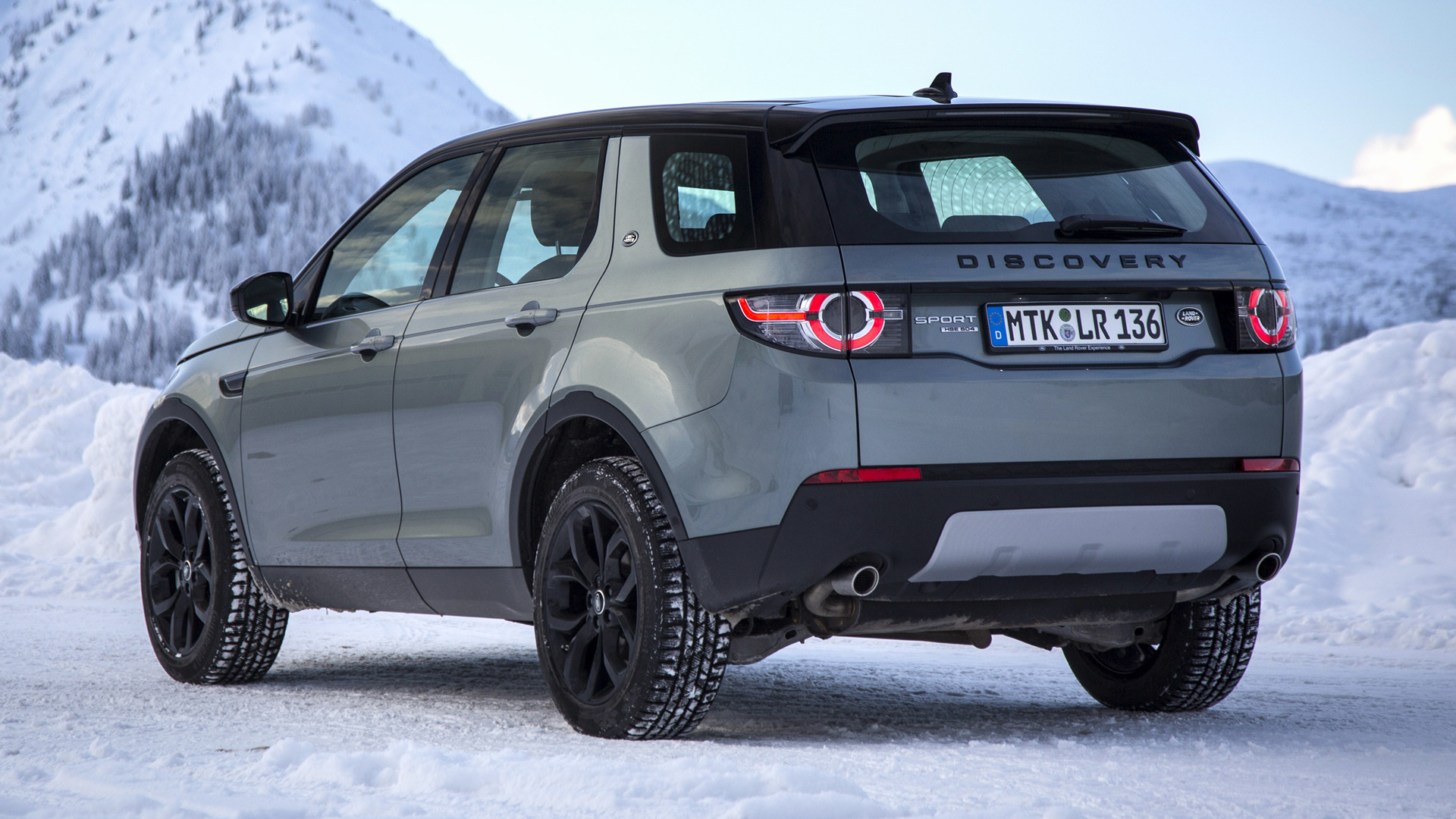 Discovery Sport Land Rover >> Land Rover Discovery Sport HSE Black Design Pack (2015) Wallpapers and HD Images - Car Pixel