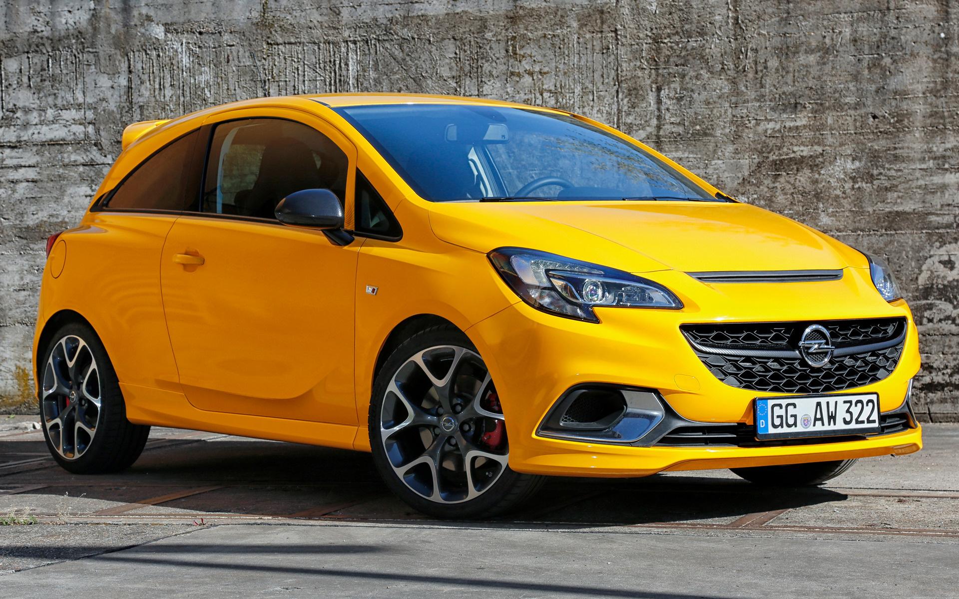 Opel Corsa Gsi  Door Wallpapers And Hd Images Car Pixel
