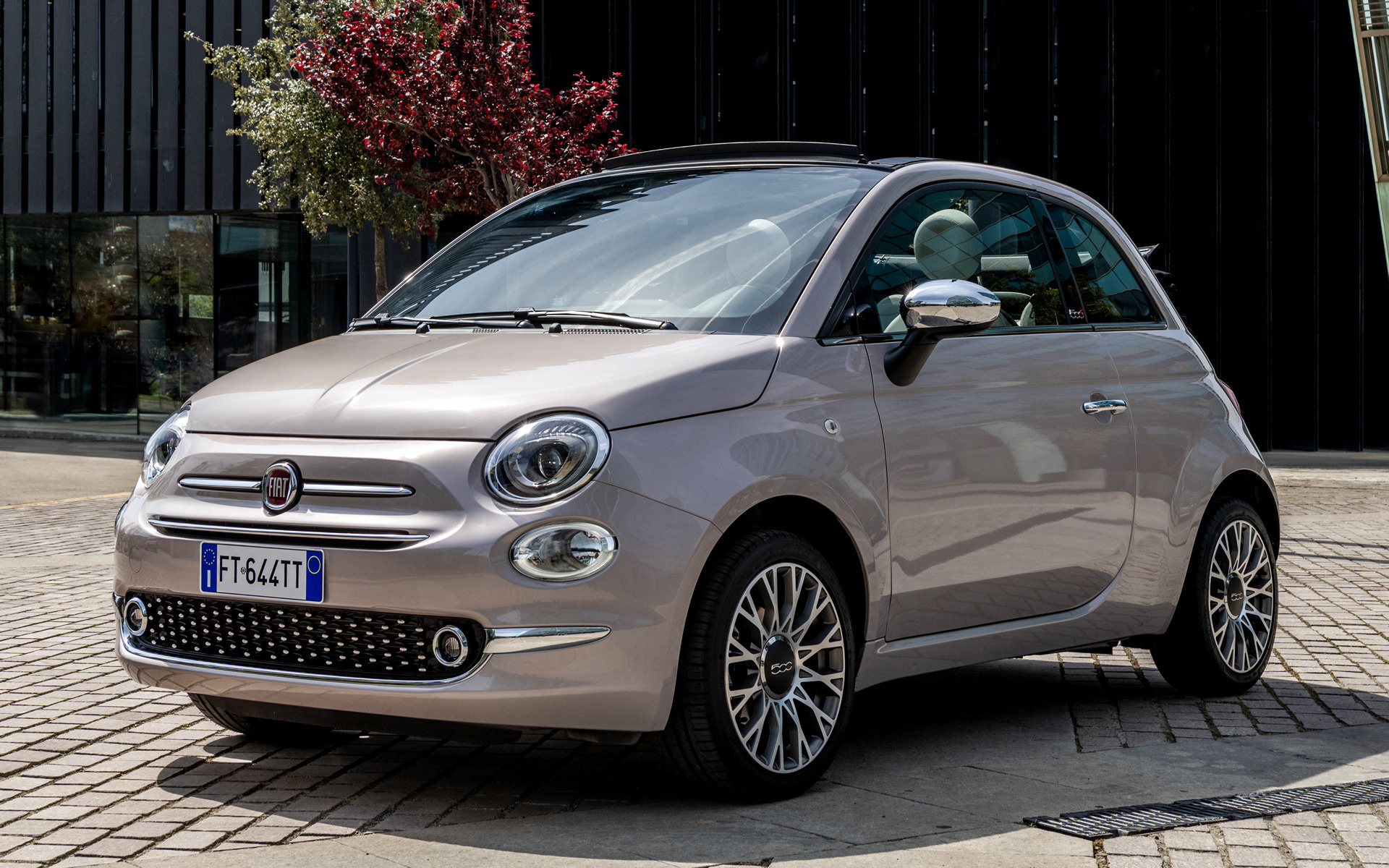 2019 Fiat 500c Star Wallpapers And Hd Images Car Pixel