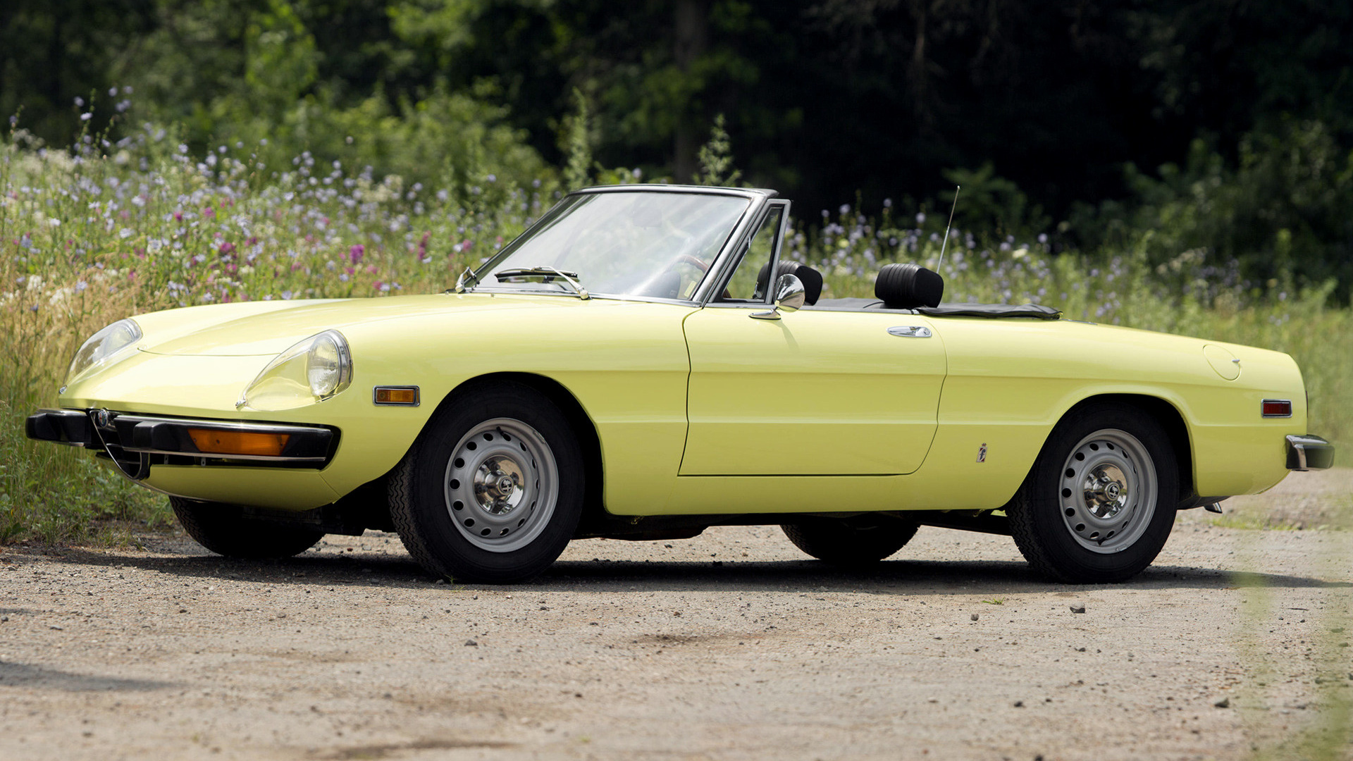 alfa romeo 2000 spider veloce (1972) us wallpapers and hd images