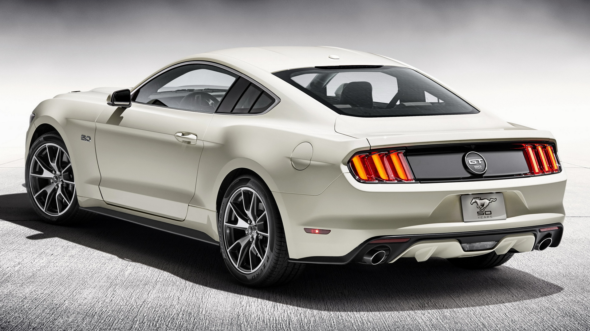 2015 Ford Mustang Gt 50 Years Wallpapers And Hd Images