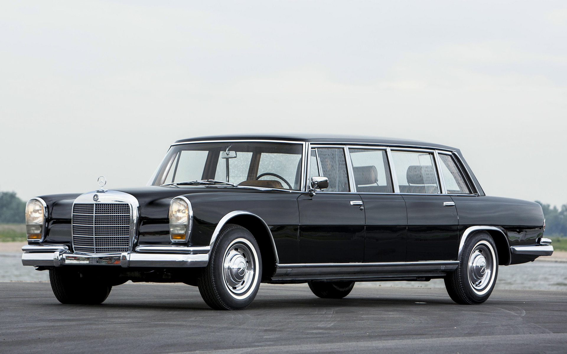 Toyota Of Pullman >> Mercedes-Benz 600 Pullman (1964) Wallpapers and HD Images ...