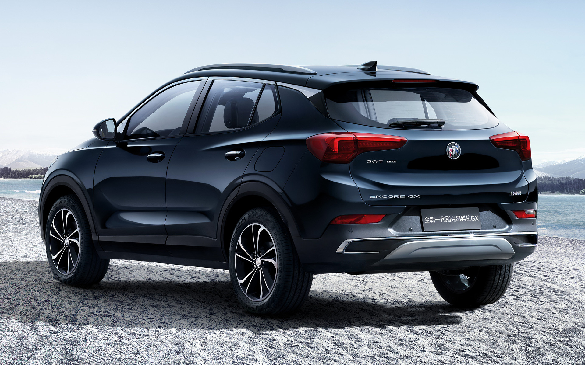 2020 Buick Encore GX (CN) - Wallpapers and HD Images | Car ...