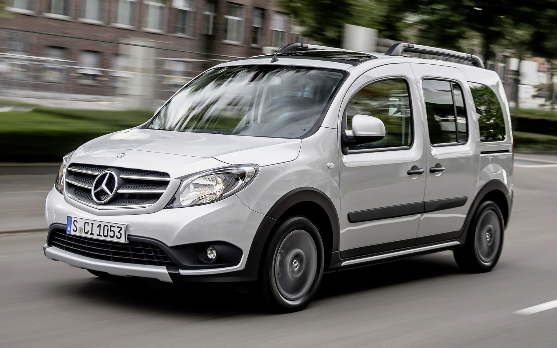 2016 mercedes-benz citan off-road  long