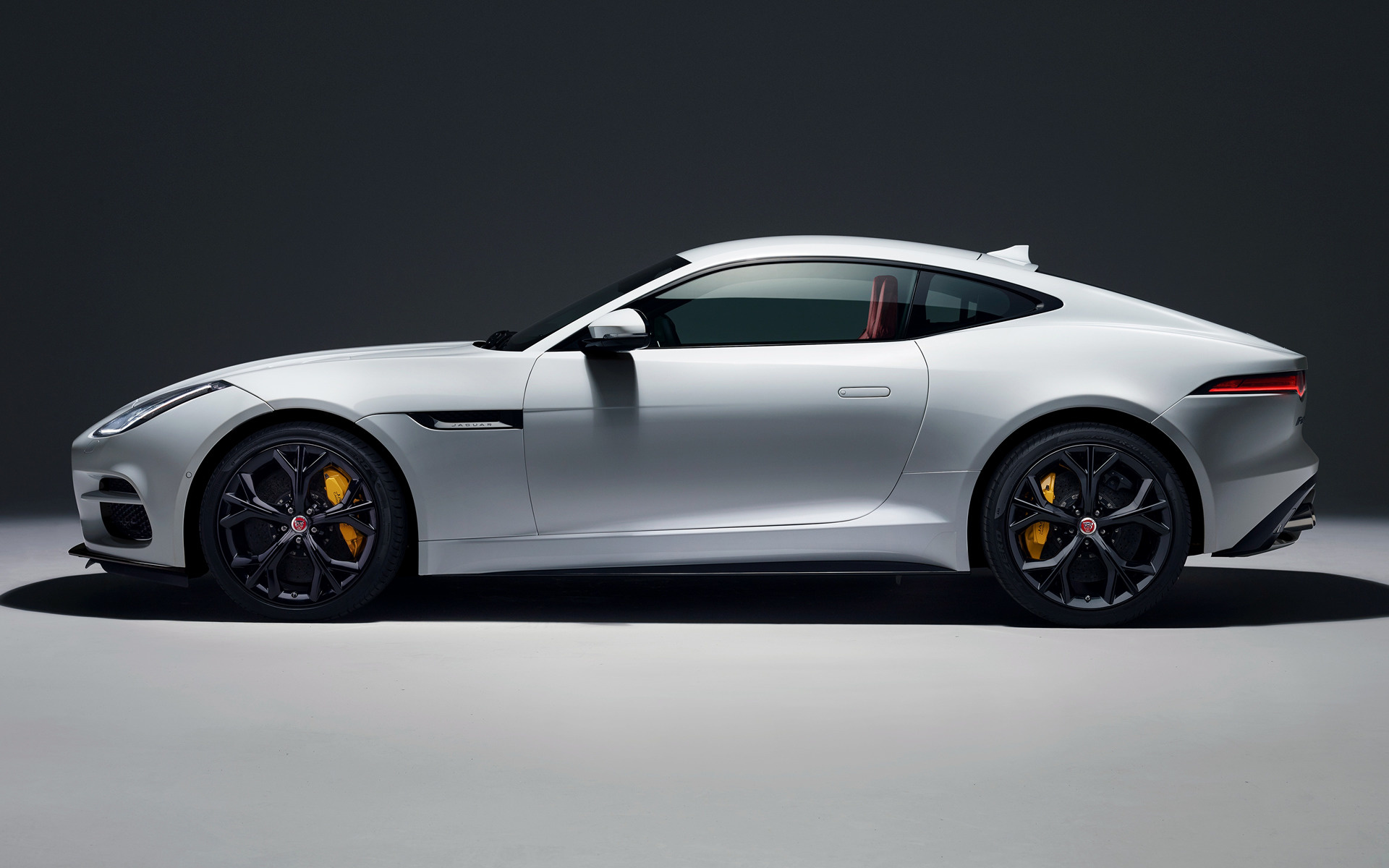 jaguar f-type r coupe (2017) wallpapers and hd images - car pixel
