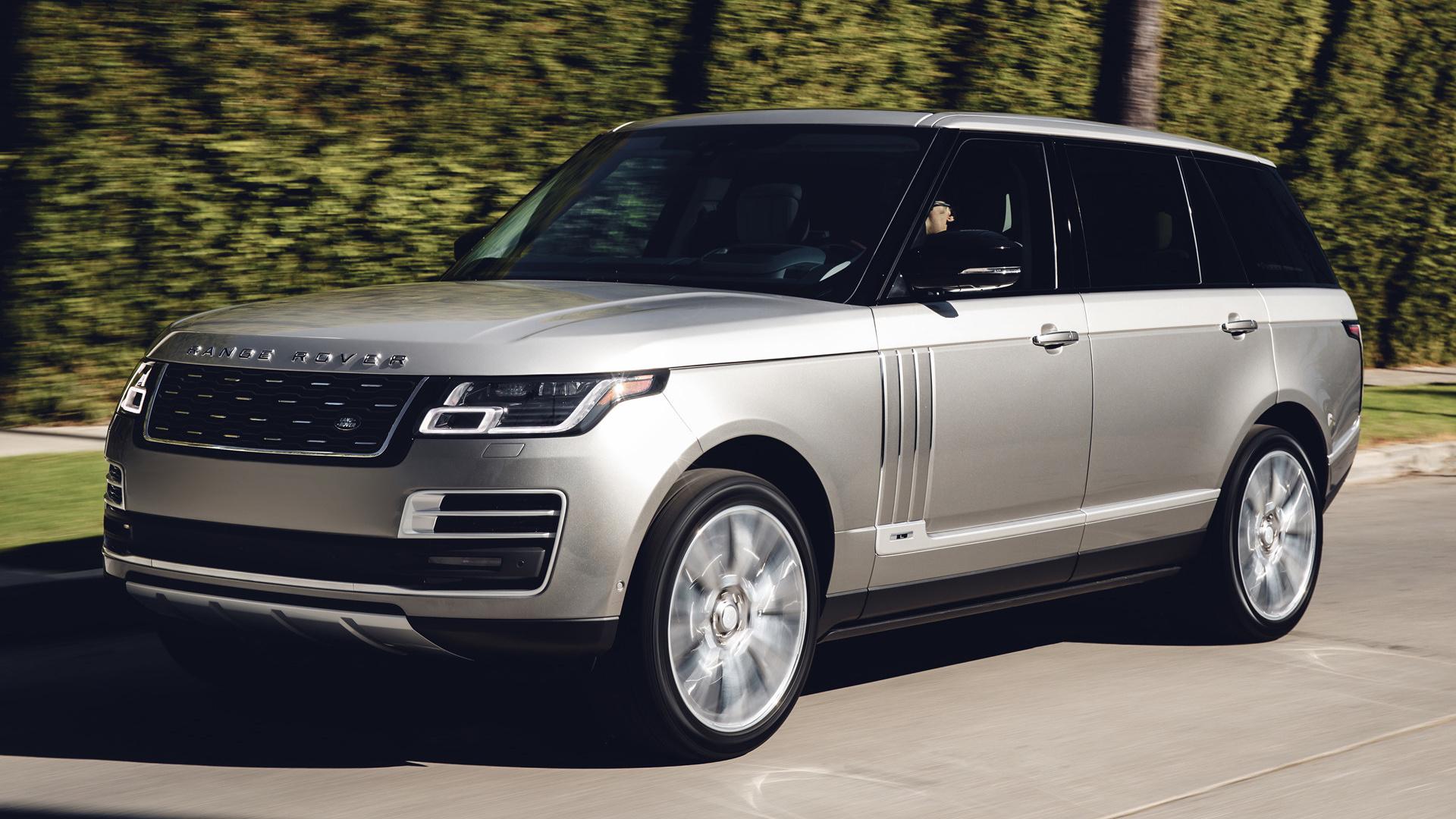 Range Rover Autobiography >> 2018 Range Rover SVAutobiography [LWB] (US) - Wallpapers ...
