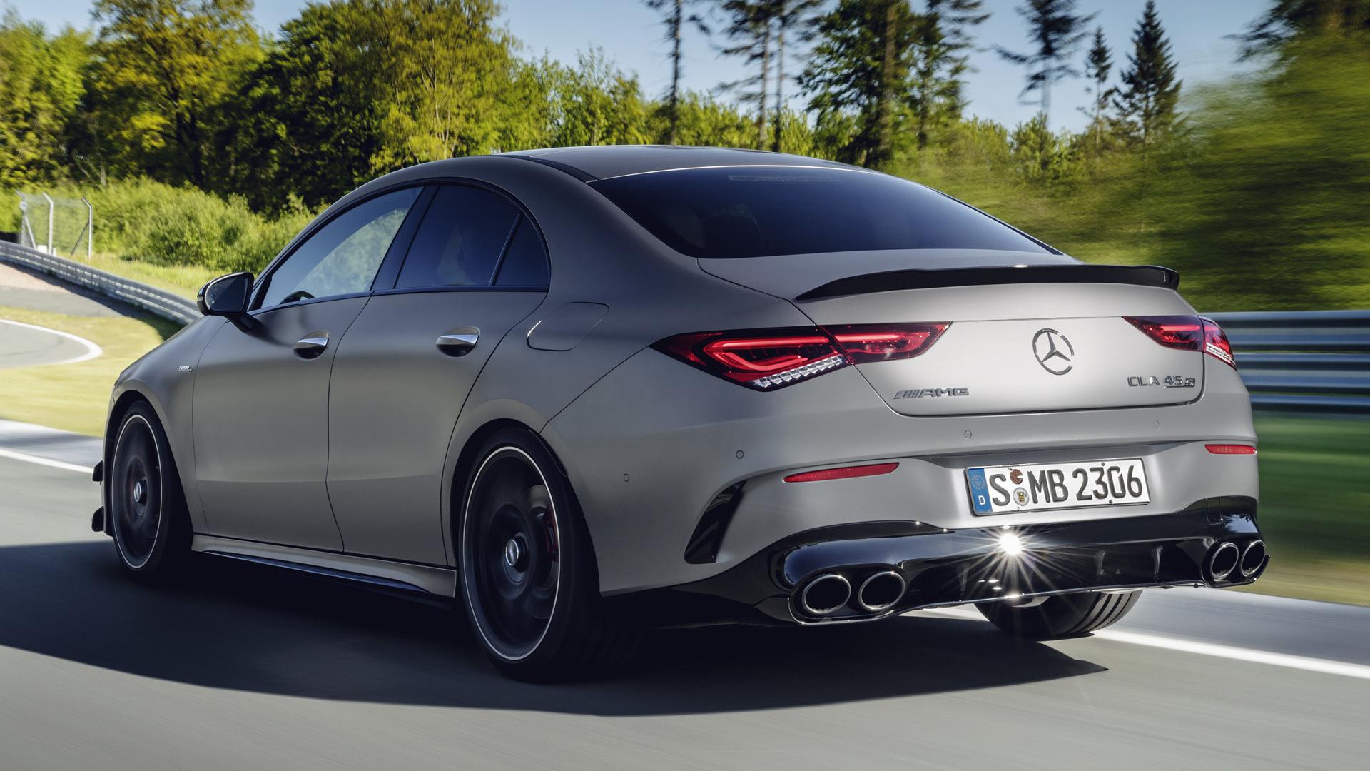 2020 Mercedes Cla Amg 45 | 2020 Mercedes