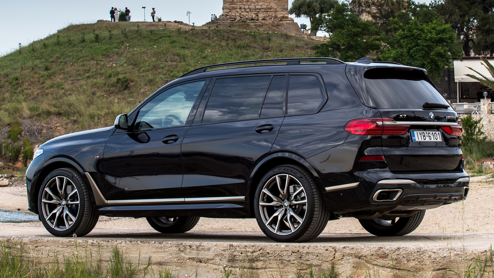 2019 Bmw X7 M50d Wallpapers And Hd Images Car Pixel