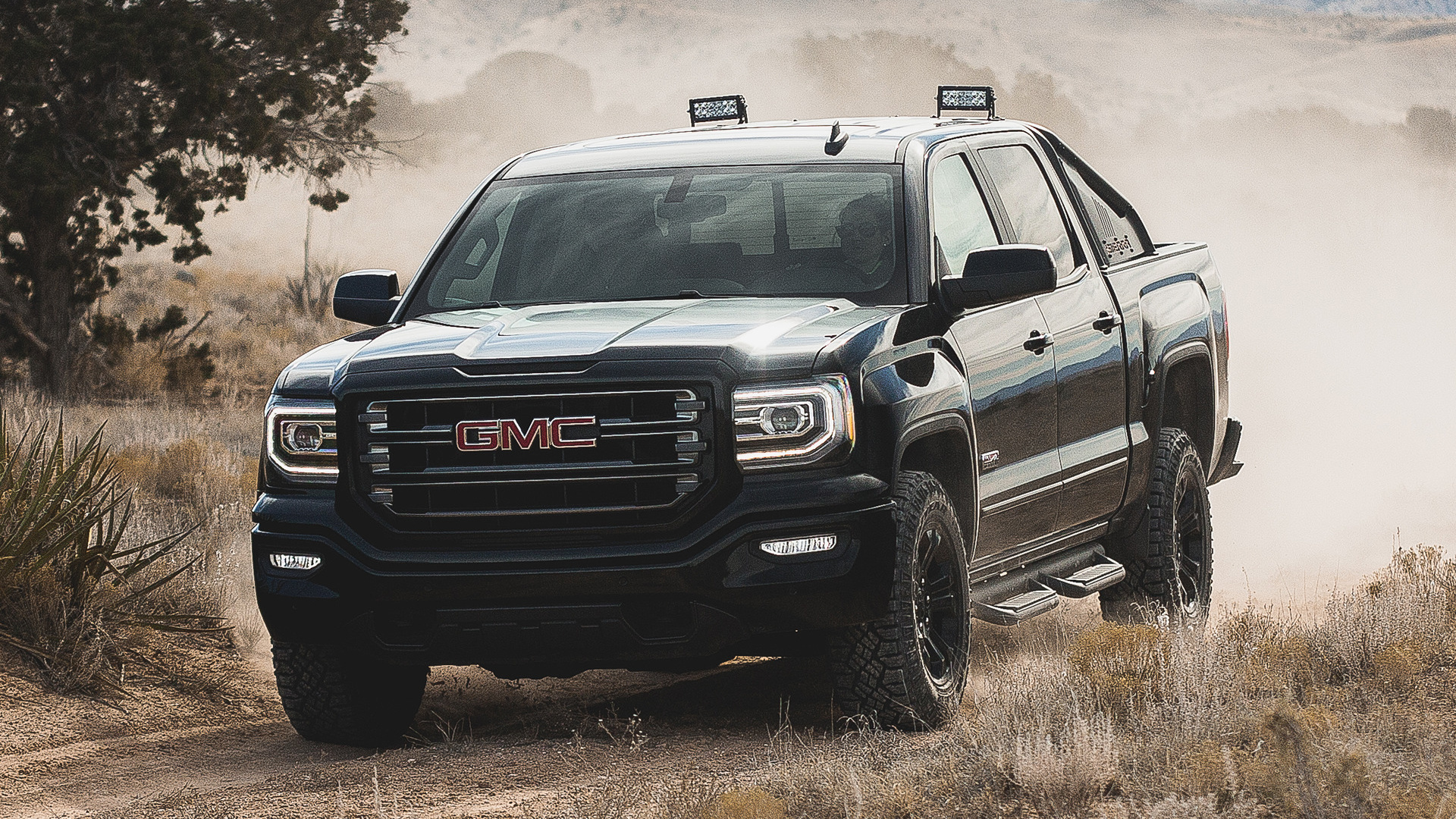 Gmc Elevation 2017 >> GMC Sierra 1500 All Terrain X Crew Cab (2016) Wallpapers and HD Images - Car Pixel