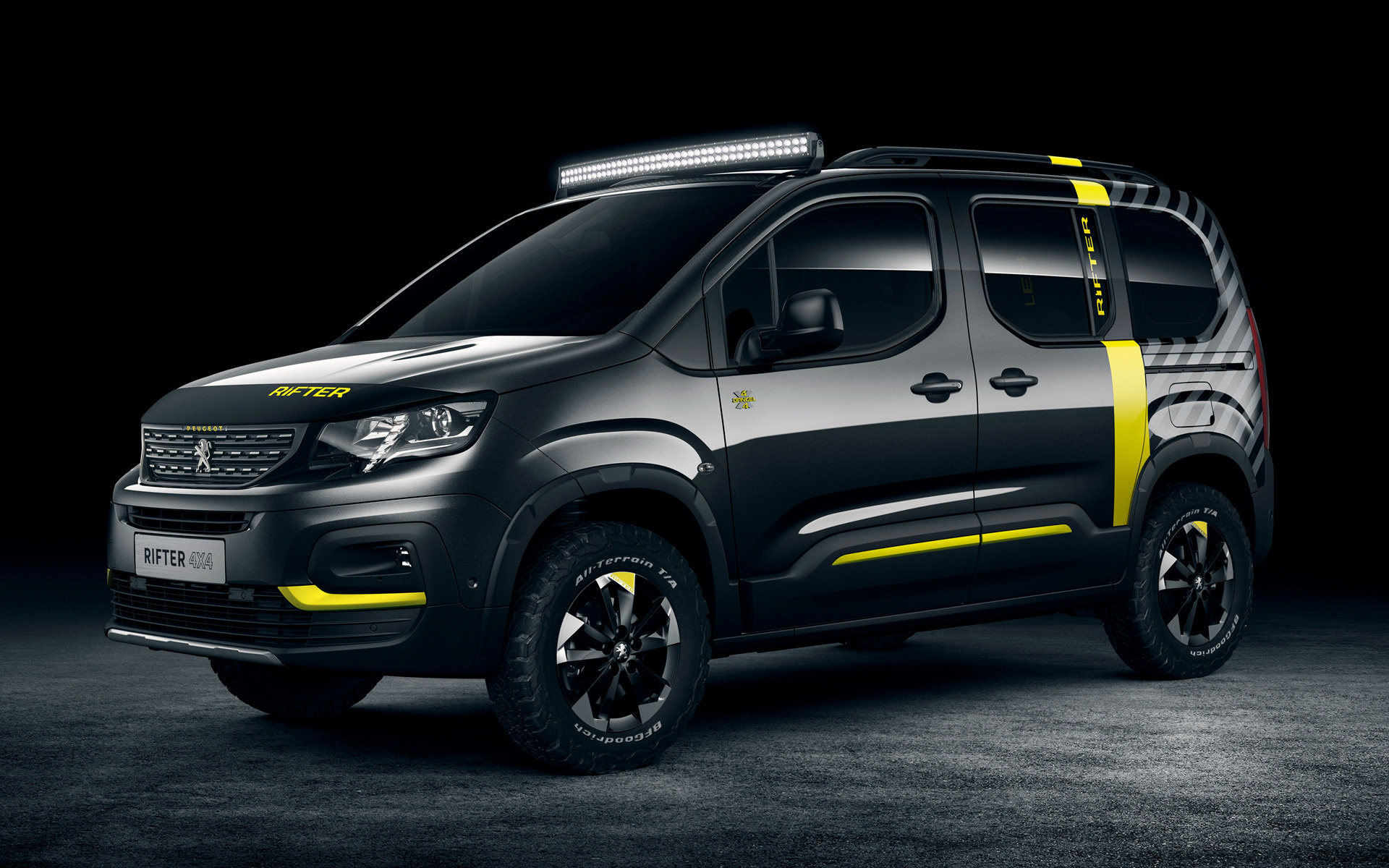 2018 Peugeot Rifter 4x4 Concept - Wallpapers and HD Images ...