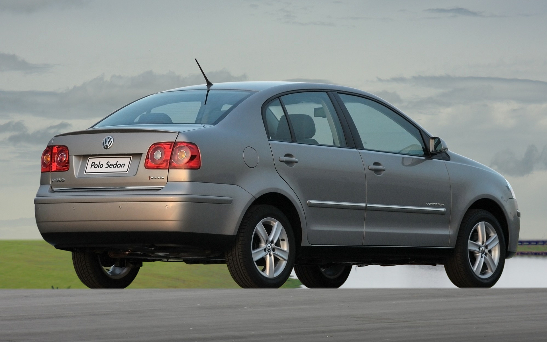 Volkswagen Polo Sedan (2006) BR Wallpapers and HD Images ...