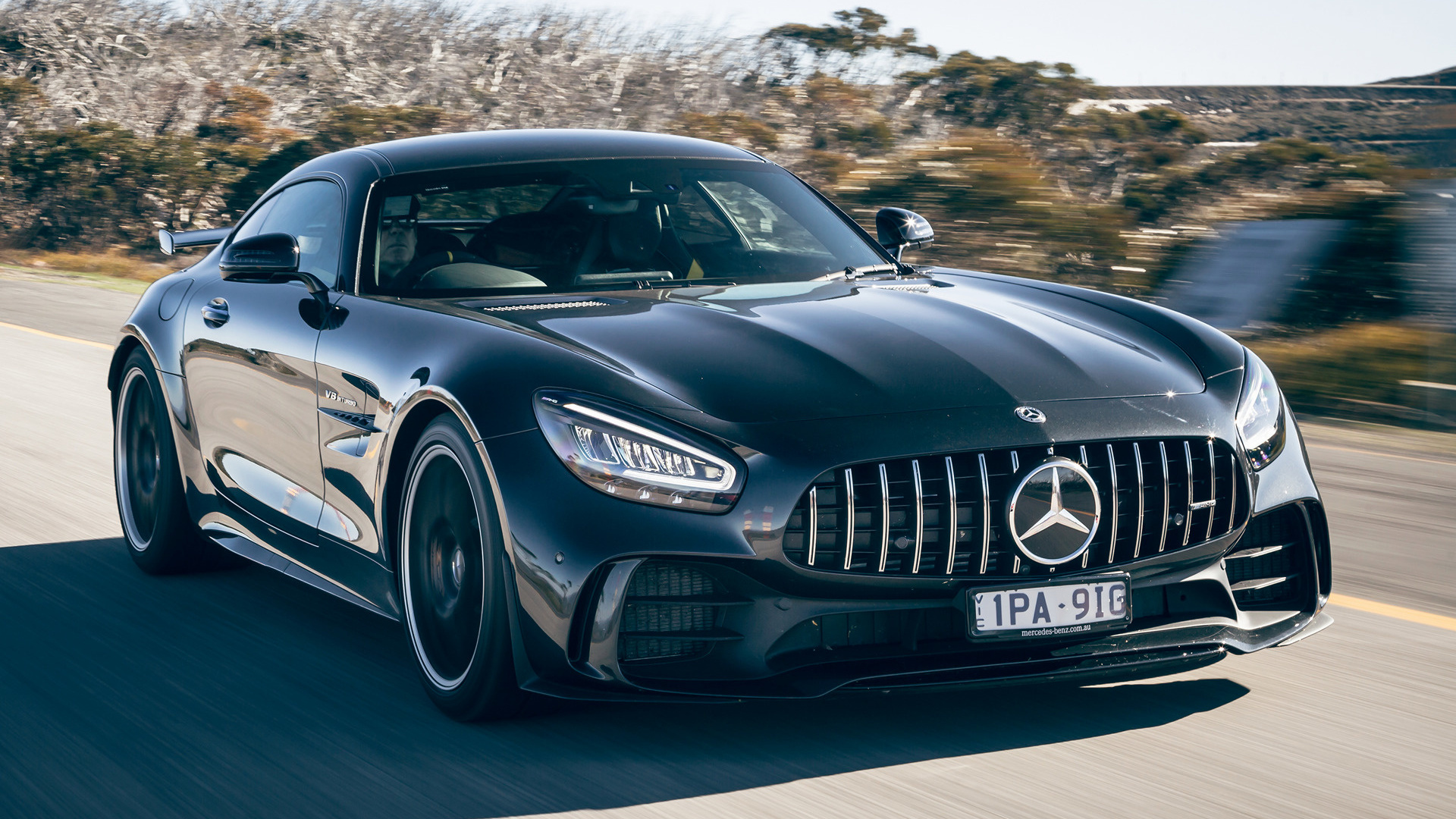 2019 Mercedes-AMG GT R (AU) - Wallpapers and HD Images ...