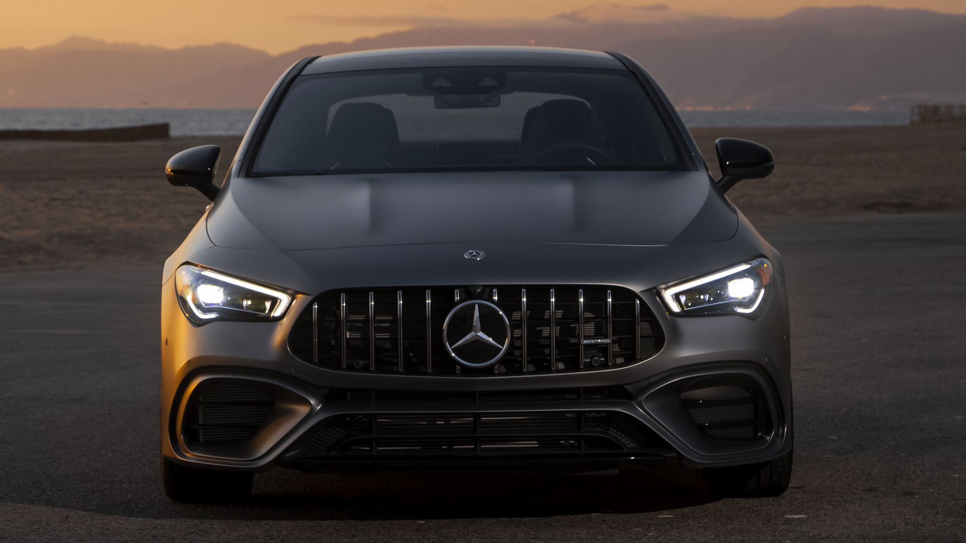 2020 Mercedes-AMG CLA 45 (US) - Wallpapers and HD Images ...