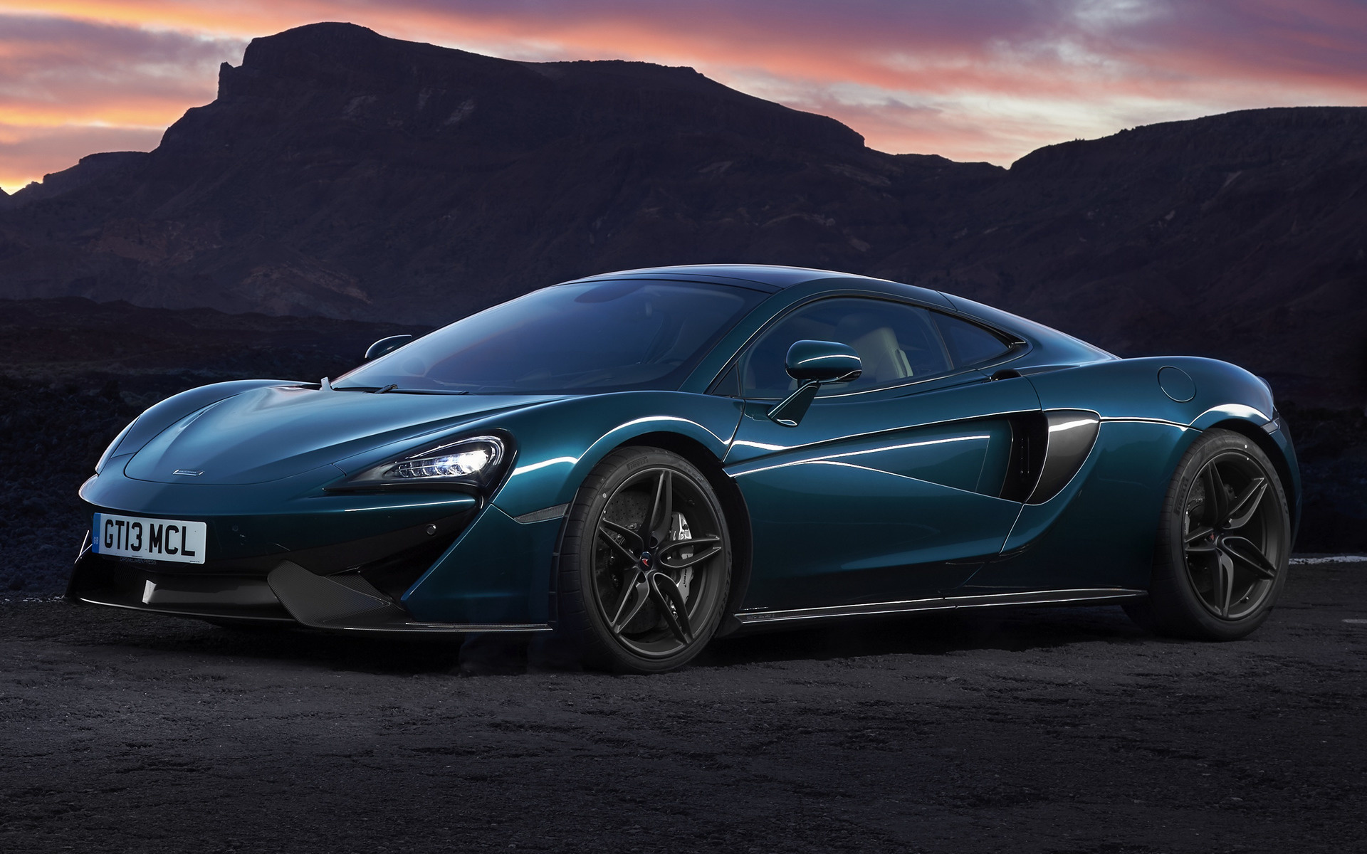 2016 Mclaren 570gt Wallpapers And Hd Images Car Pixel