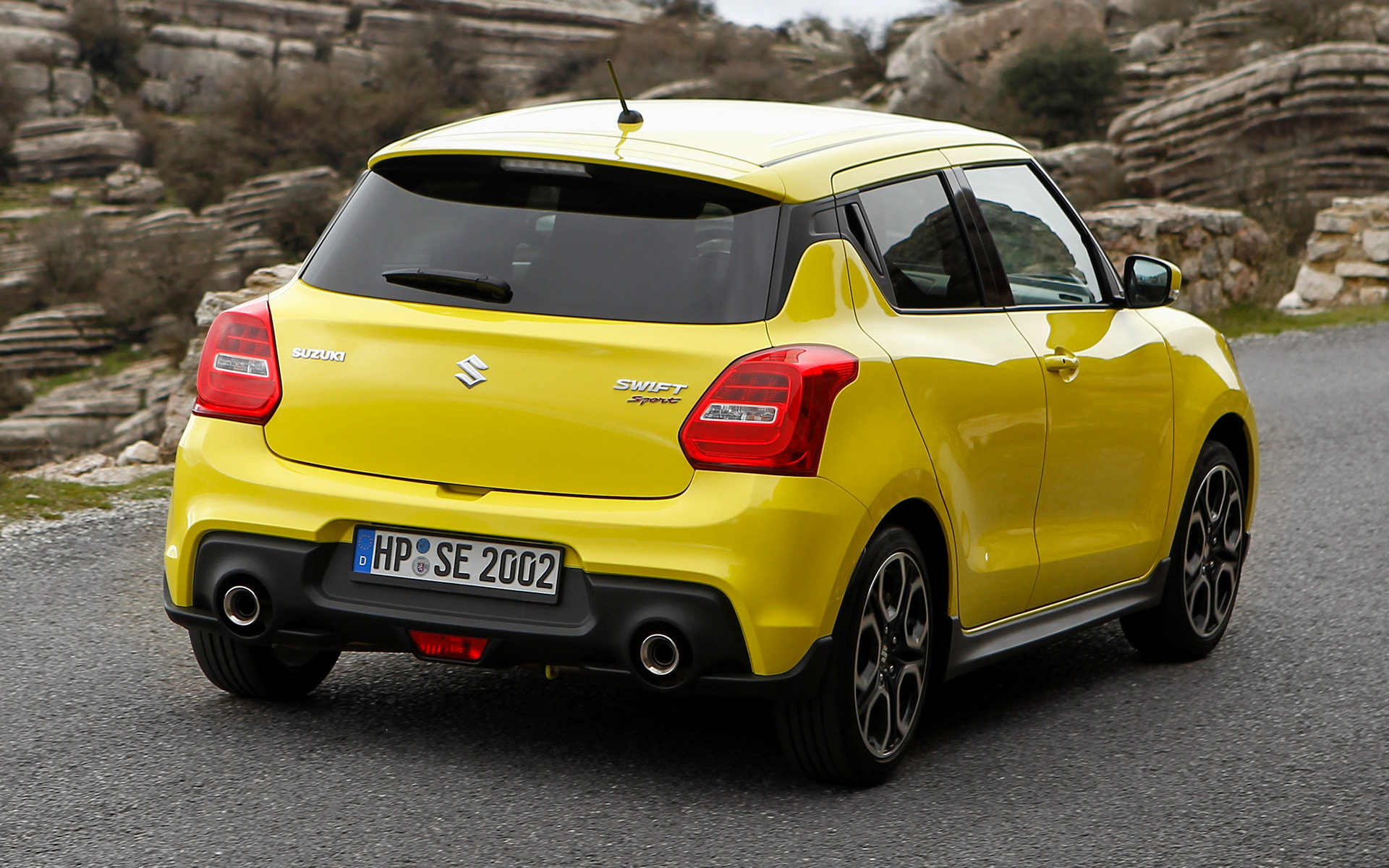 2018 Suzuki Swift Sport Wallpapers And Hd Images Car Pixel