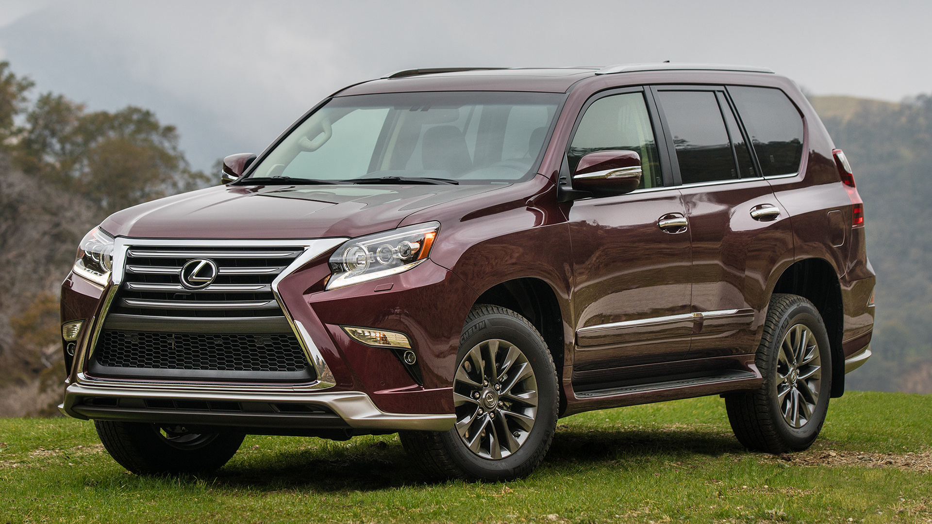 Lexus GX Sport Design Package (2017) Wallpapers and HD Images - Car Pixel