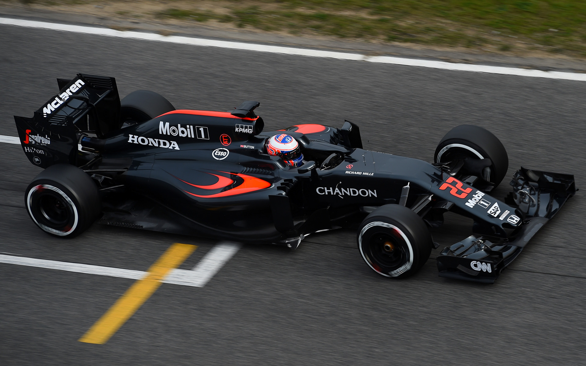 McLaren Honda MP4-31 (2016) Wallpapers and HD Images - Car ...