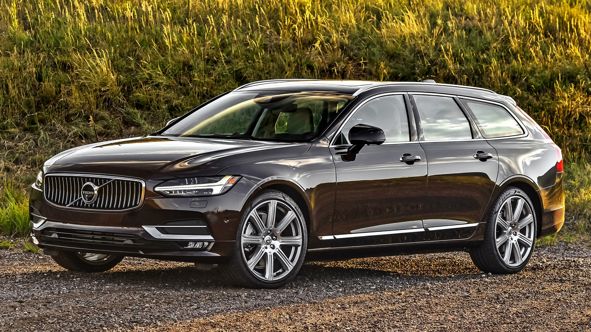 Cross Chrysler Jeep >> 2018 Volvo V90 (US) - Wallpapers and HD Images | Car Pixel