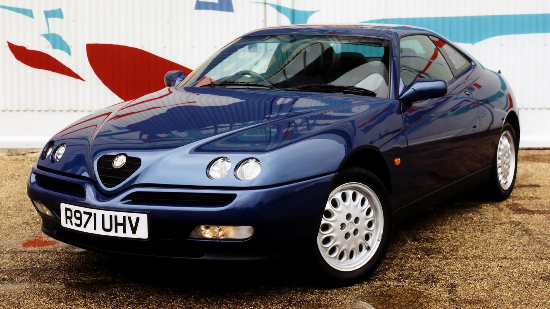 1995 Alfa Romeo Gtv Uk Wallpapers And Hd Images Car Pixel