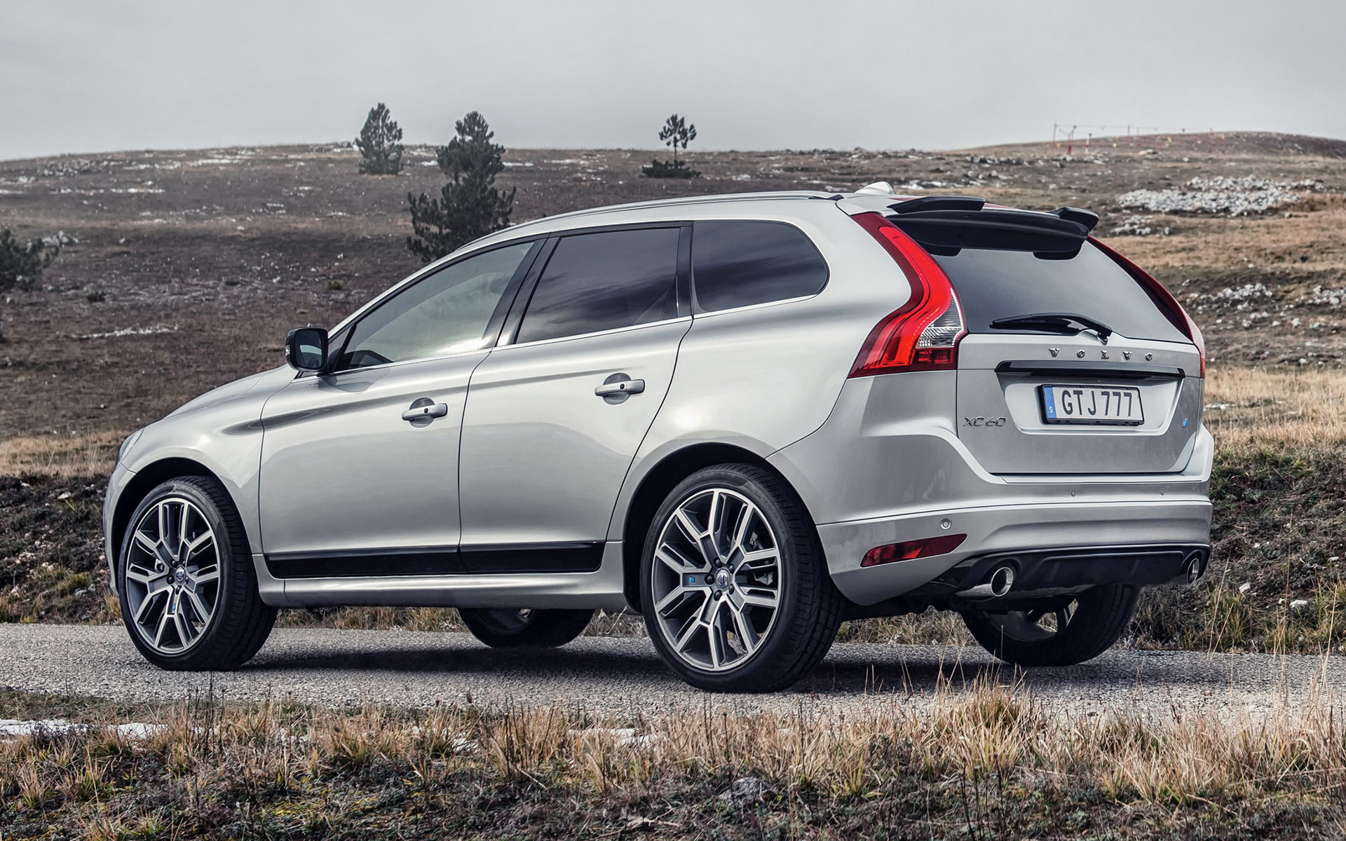Volvo XC60 Polestar Parts (2016) Wallpapers and HD Images - Car Pixel