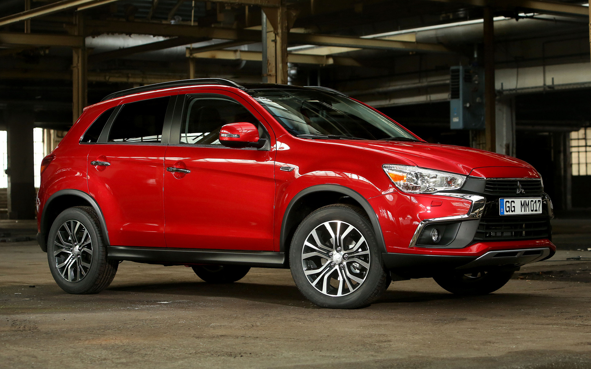 2016 Dodge Ram >> 2016 Mitsubishi ASX - Wallpapers and HD Images | Car Pixel