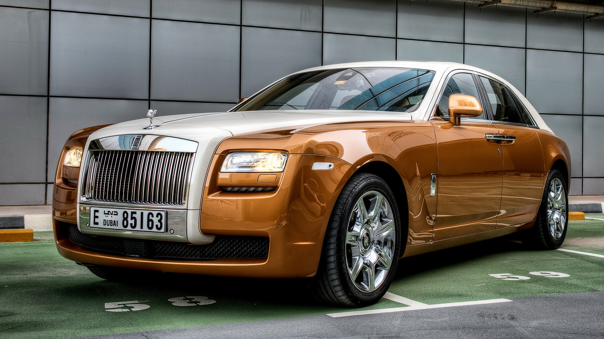 rolls-royce ghost (2009) wallpapers and hd images - car pixel