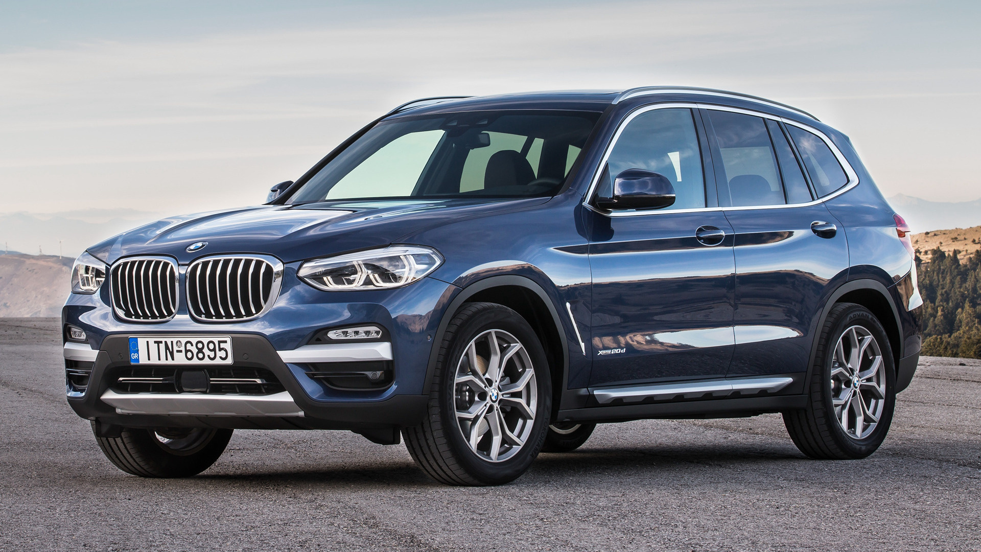 2017 BMW X3 - Wallpapers and HD Images   Car Pixel