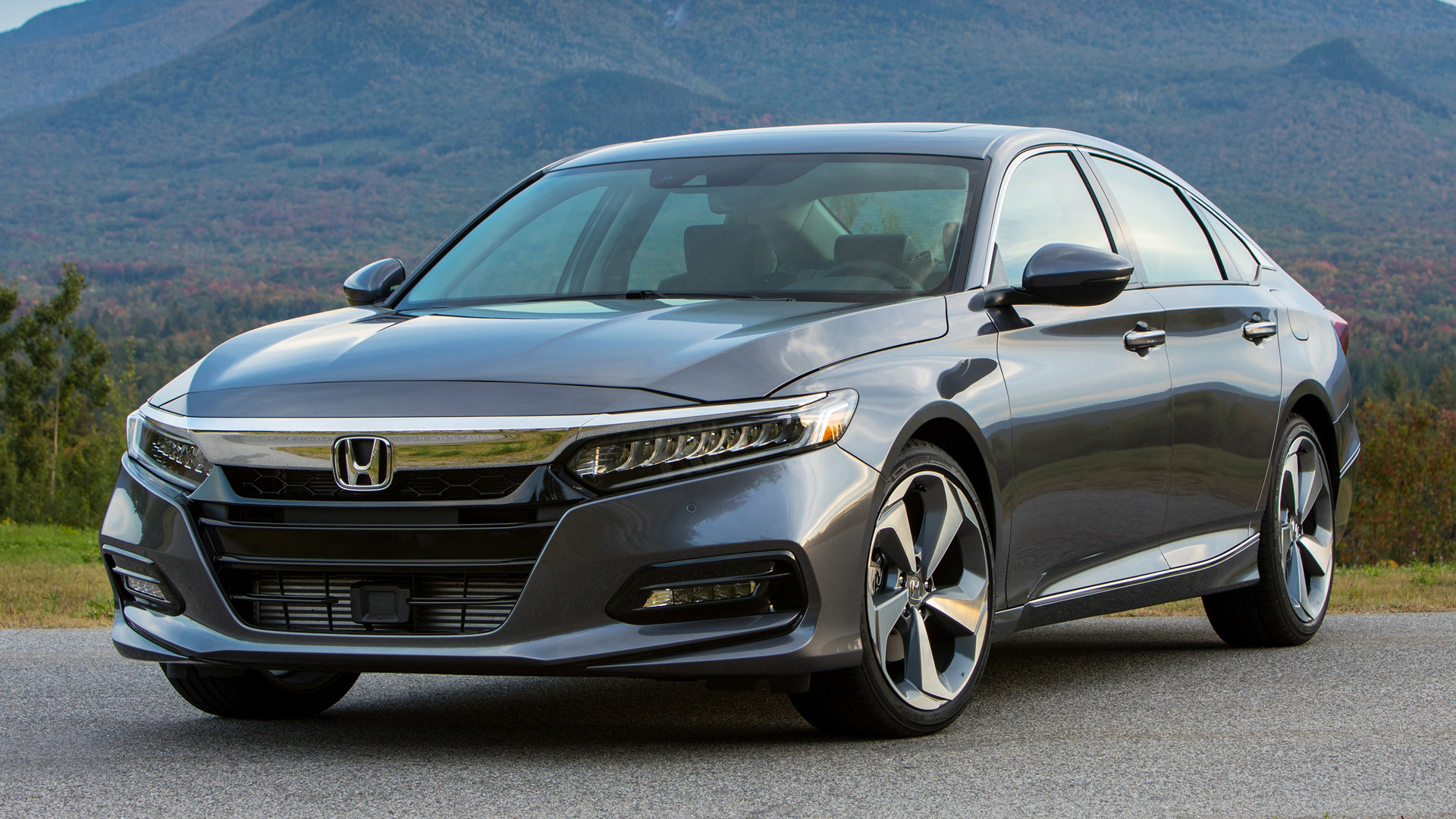 2018 Honda Accord Touring Wallpapers And Hd Images Car