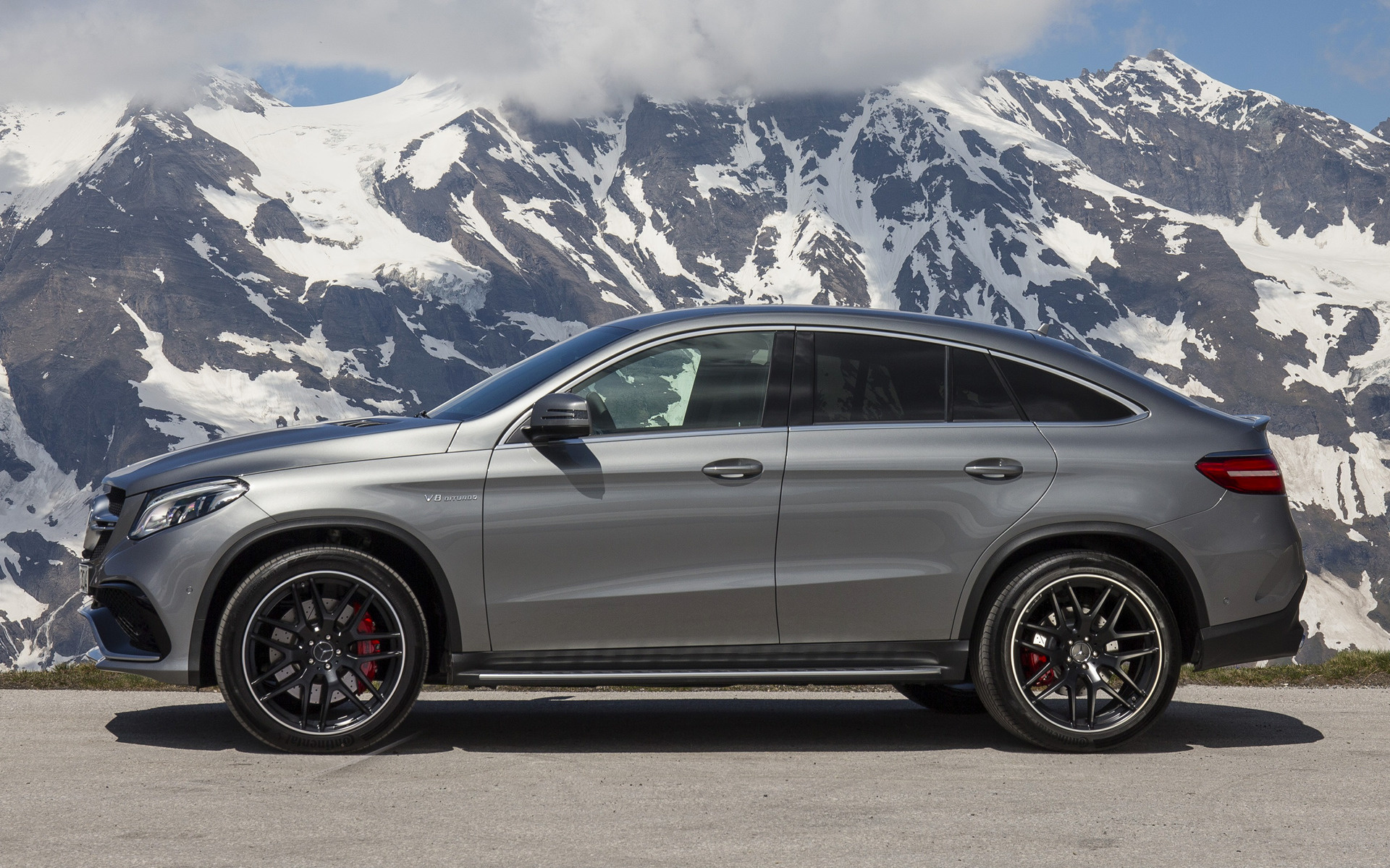 2016 Hyundai Genesis Coupe >> 2015 Mercedes-AMG GLE 63 S Coupe - Wallpapers and HD ...