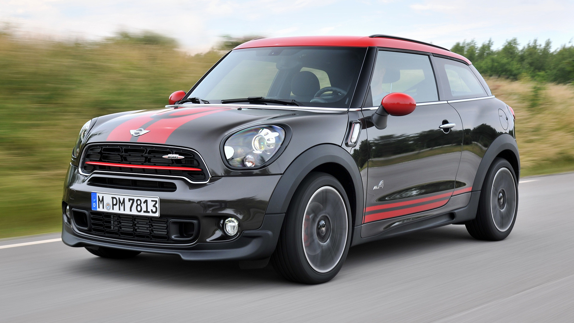 ford fiesta 2011 gas tank size with Mini Cooper John Cooper Works Paceman on 4 Mile likewise Mini Cooper John Cooper Works Paceman as well Watch together with How Big Is Gas Tank Ford Fiesta moreover Coolant System Flush Cost.