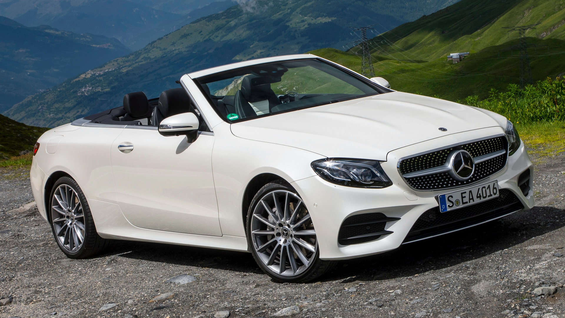 class mercedes amg benz cabriolet line wallpapers