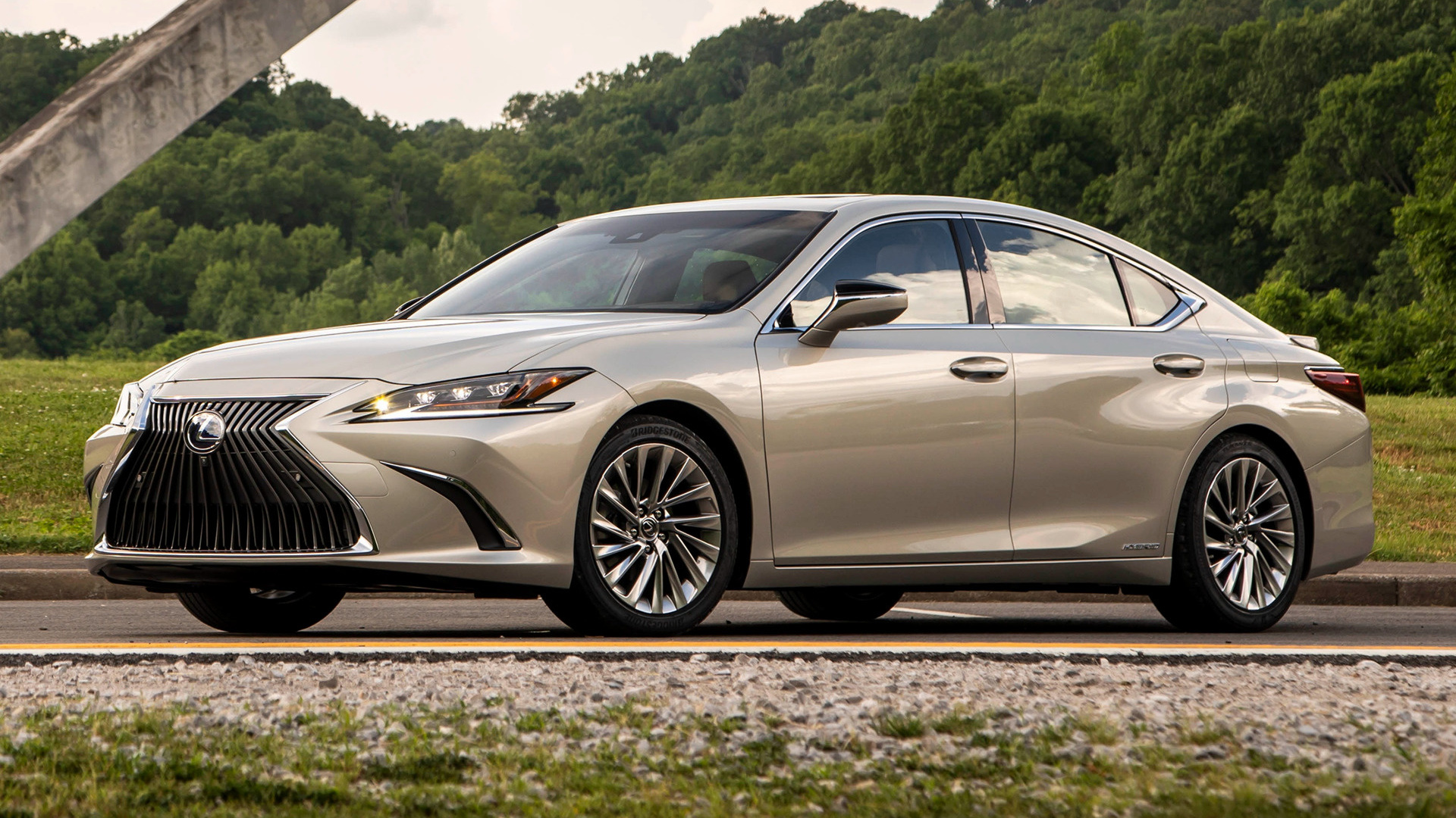 2019 Lexus ES Hybrid - Wallpapers And HD Images
