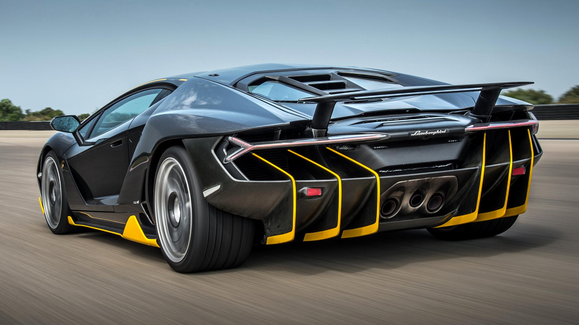 Lamborghini Centenario 2016 Wallpapers And HD Images