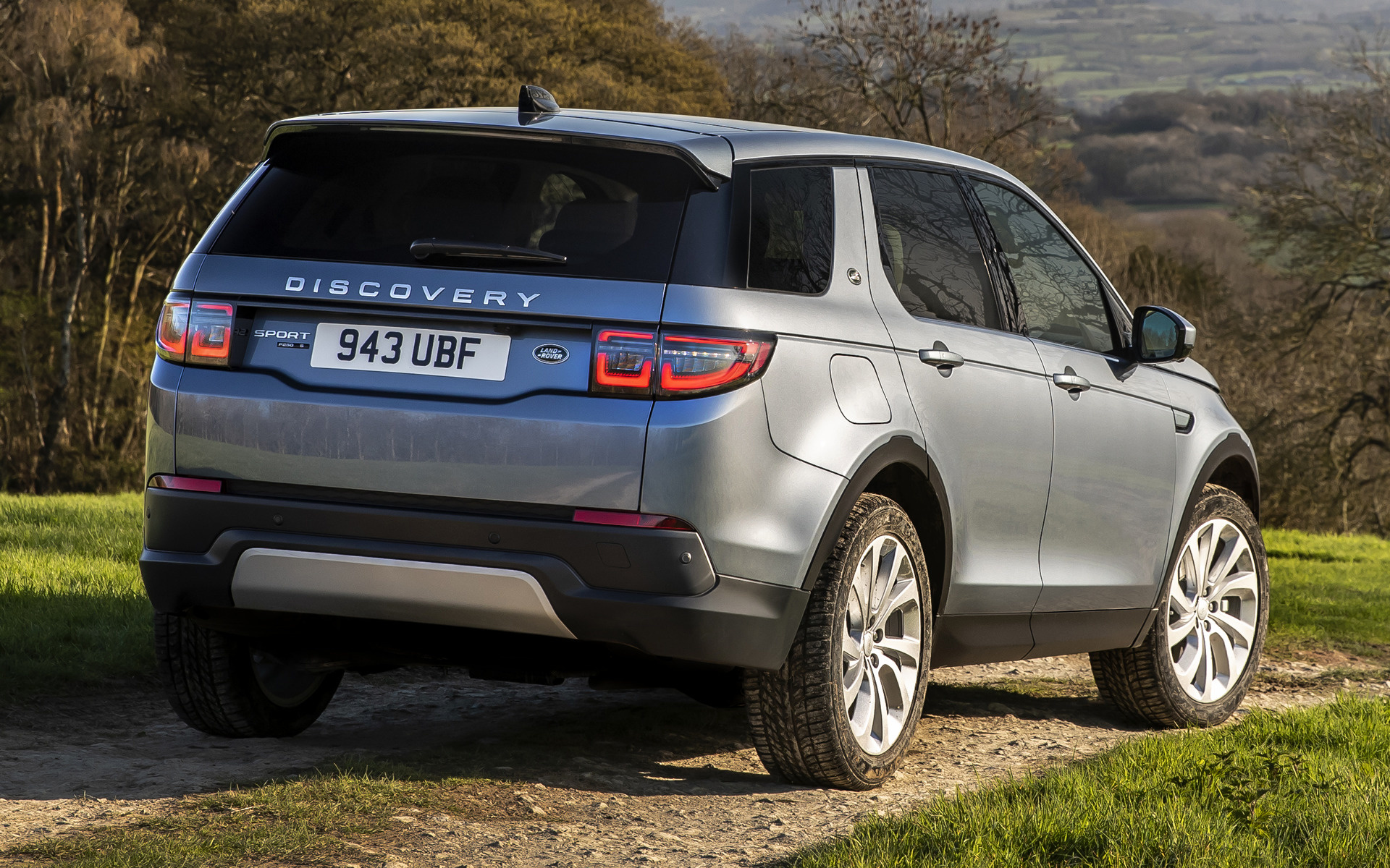 Discovery Land Rover >> 2020 Land Rover Discovery Sport (US) - Wallpapers and HD ...