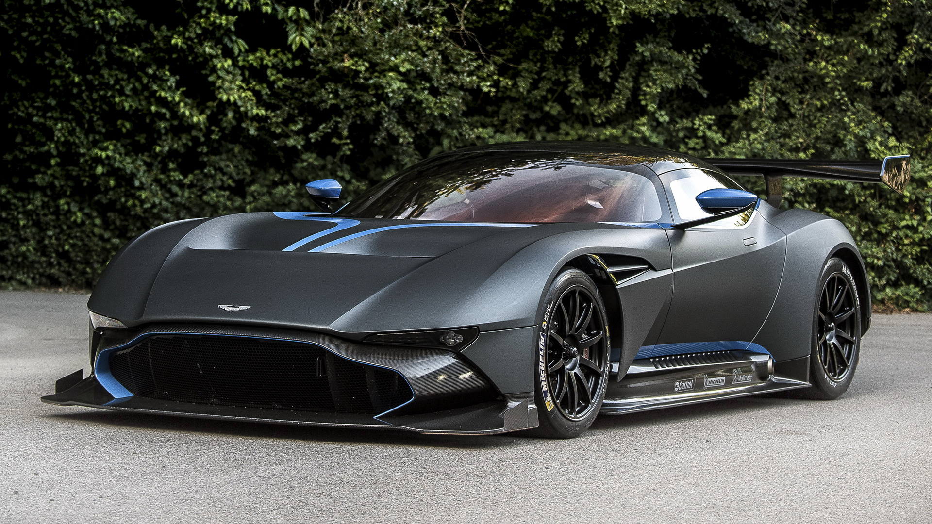 2015 Aston Martin Vulcan - Wallpapers and HD Images | Car ...