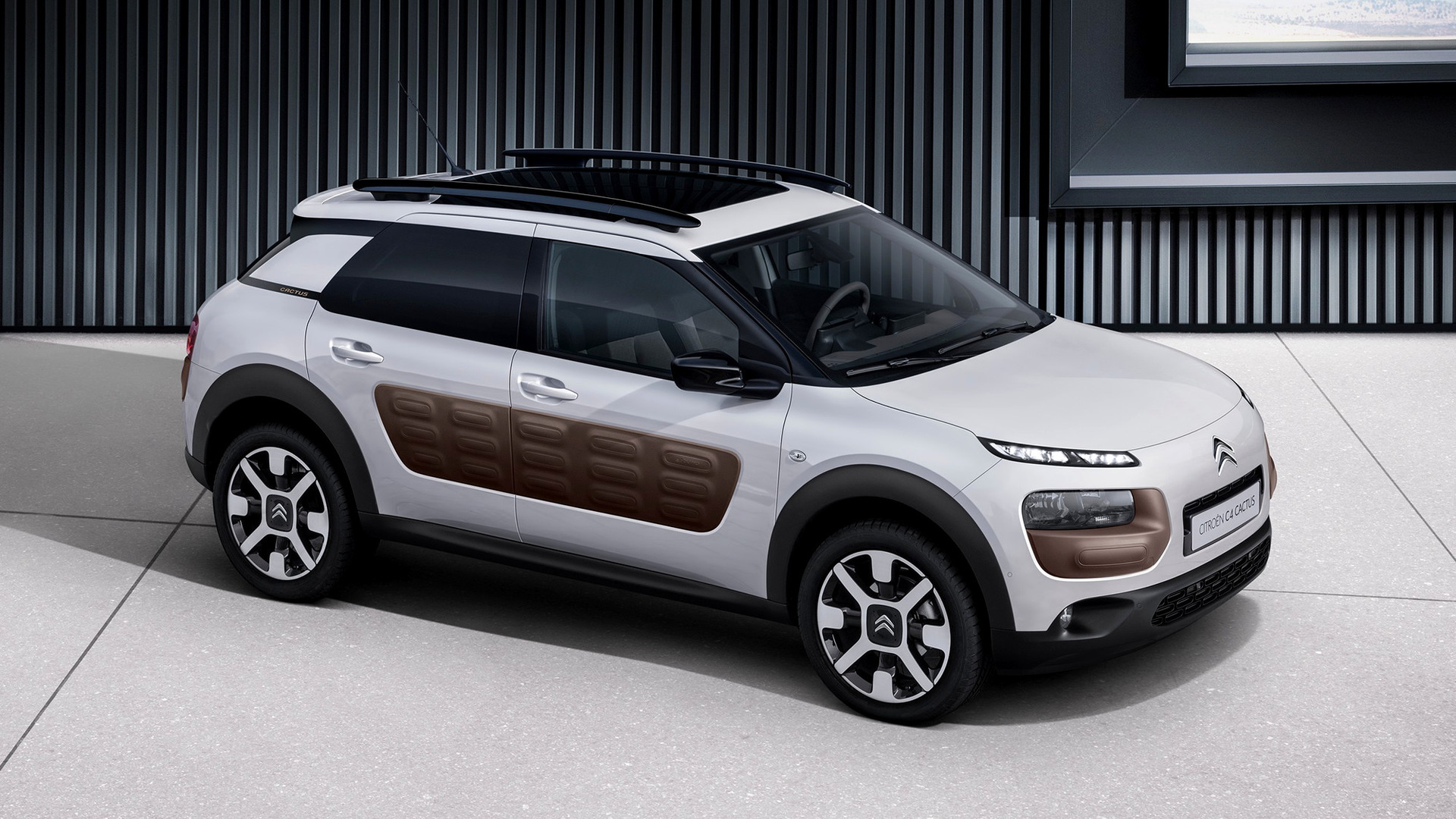 Citroen C4 Cactus (2014) Wallpapers and HD Images - Car Pixel