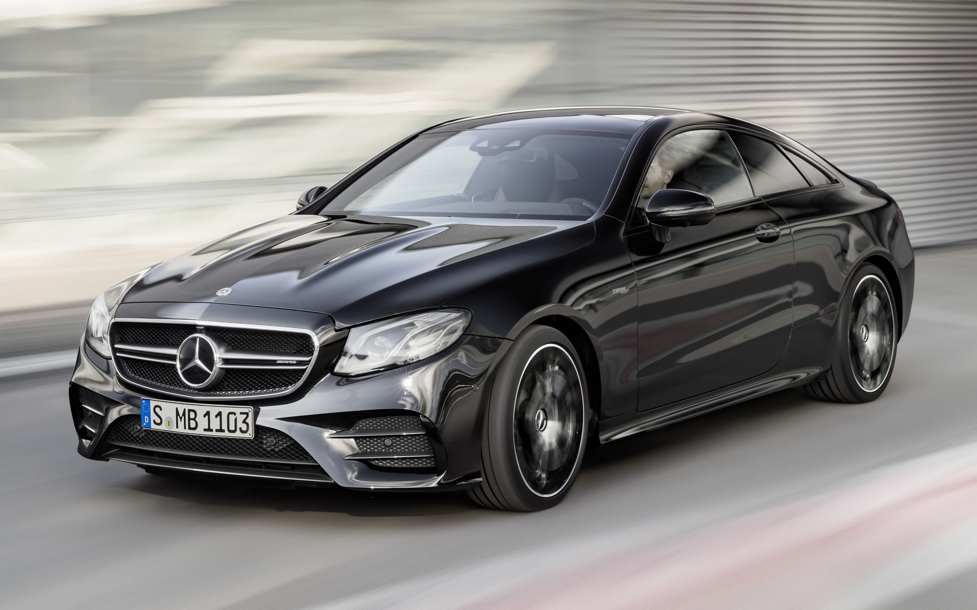 Mercedes Benz S63 Amg >> 2018 Mercedes-AMG E 53 Coupe - Wallpapers and HD Images ...