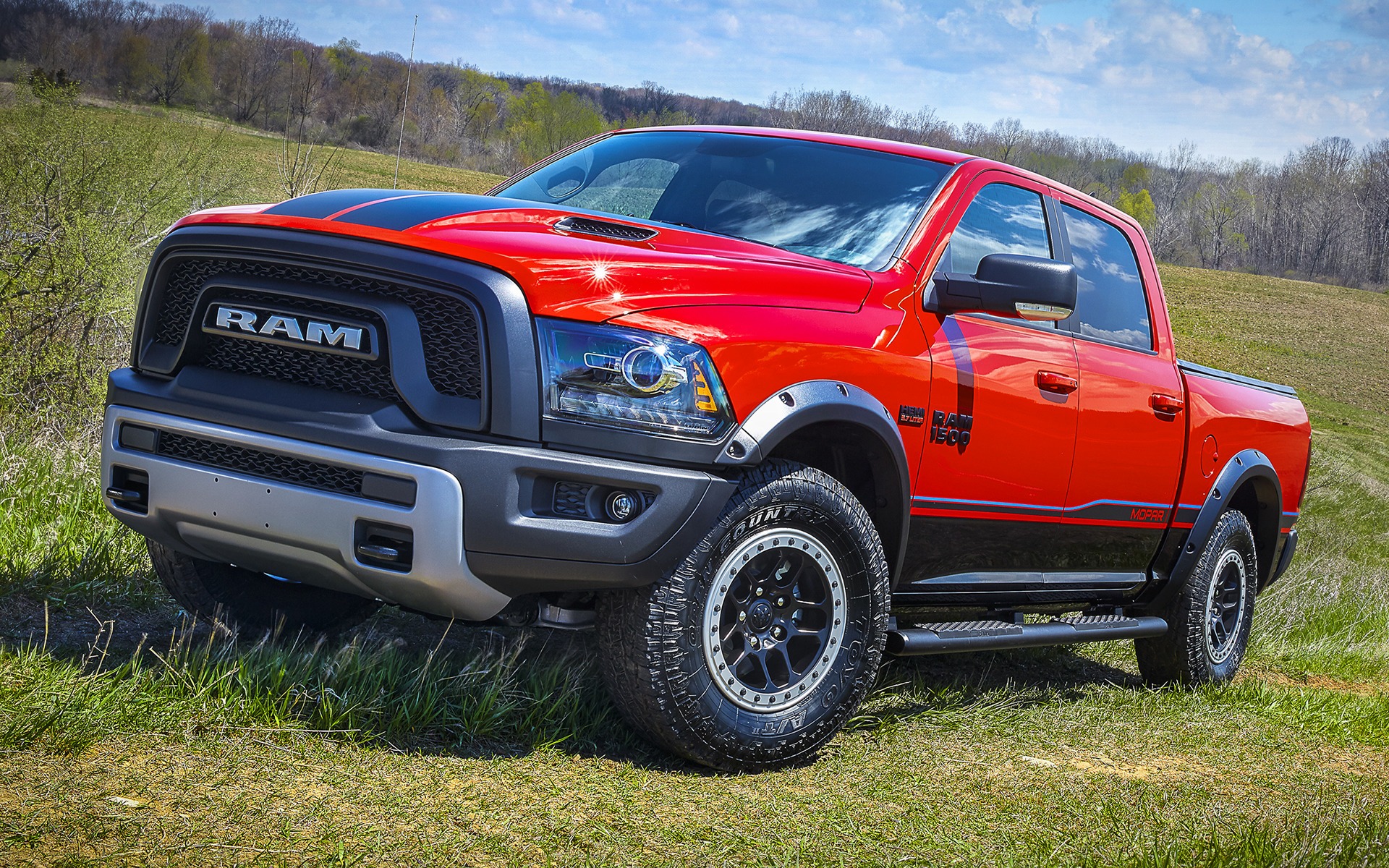 2016 Mopar 16 Ram Rebel - Wallpapers and HD Images | Car Pixel