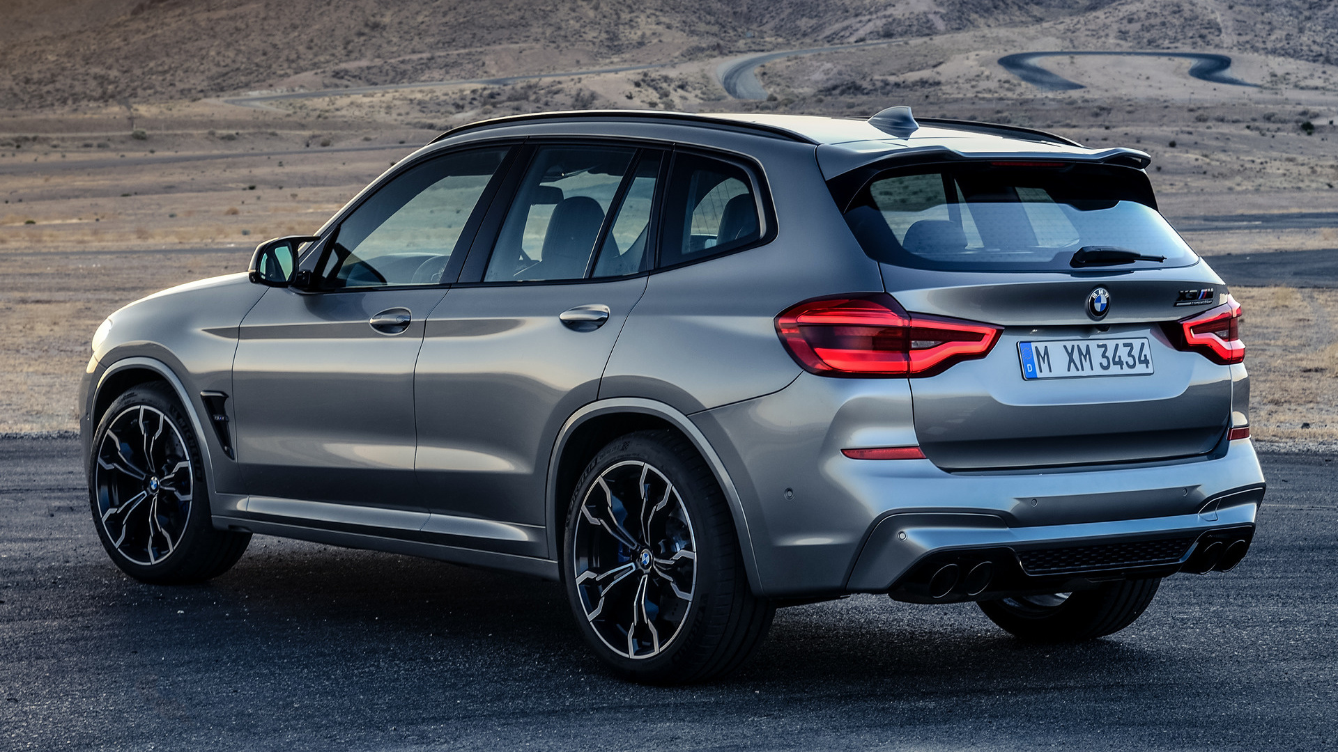 2019 BMW X3 M Competition - Wallpapers and HD Images | Car ...