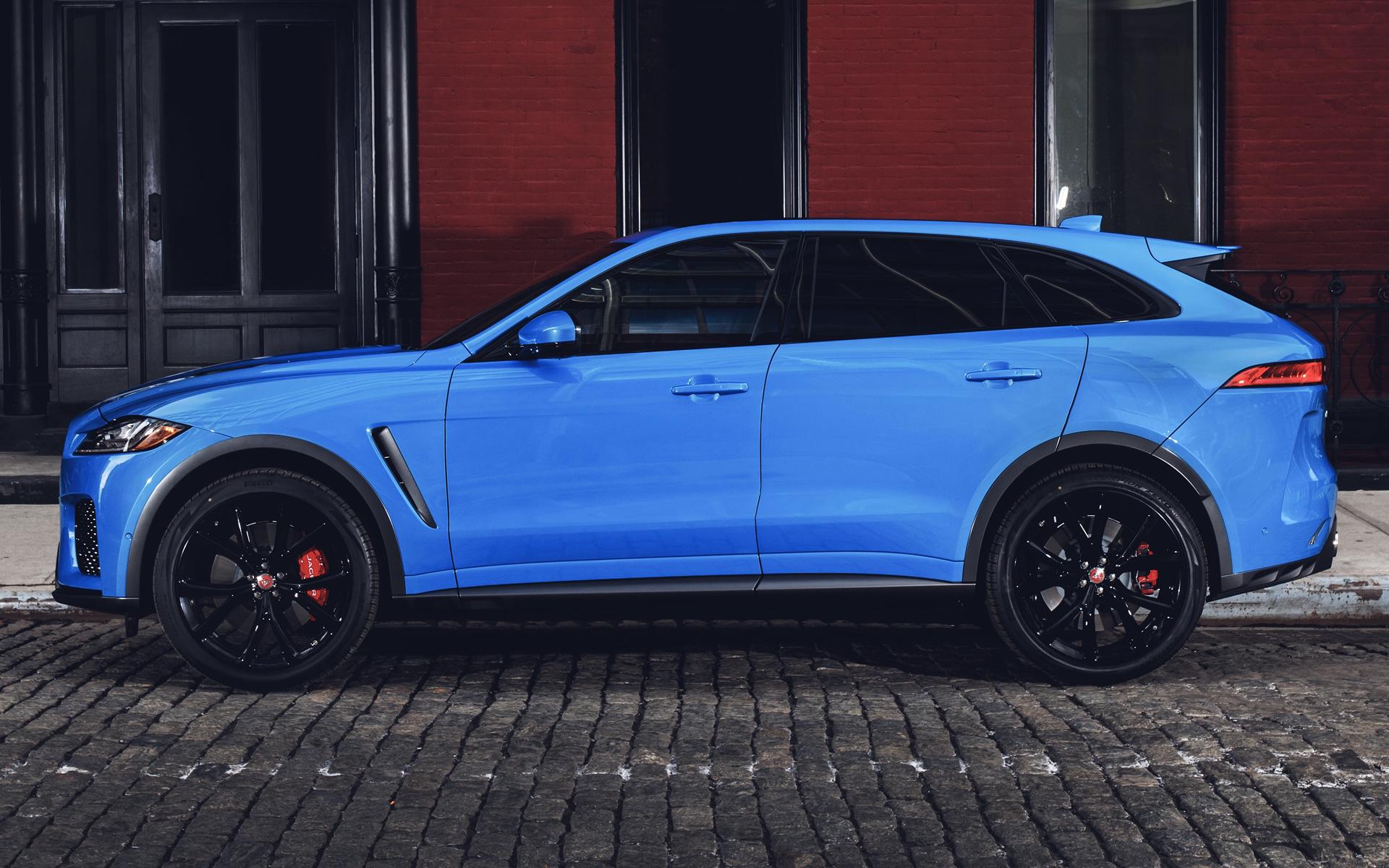 2019 Jaguar F-Pace SVR (US) - Wallpapers and HD Images ...