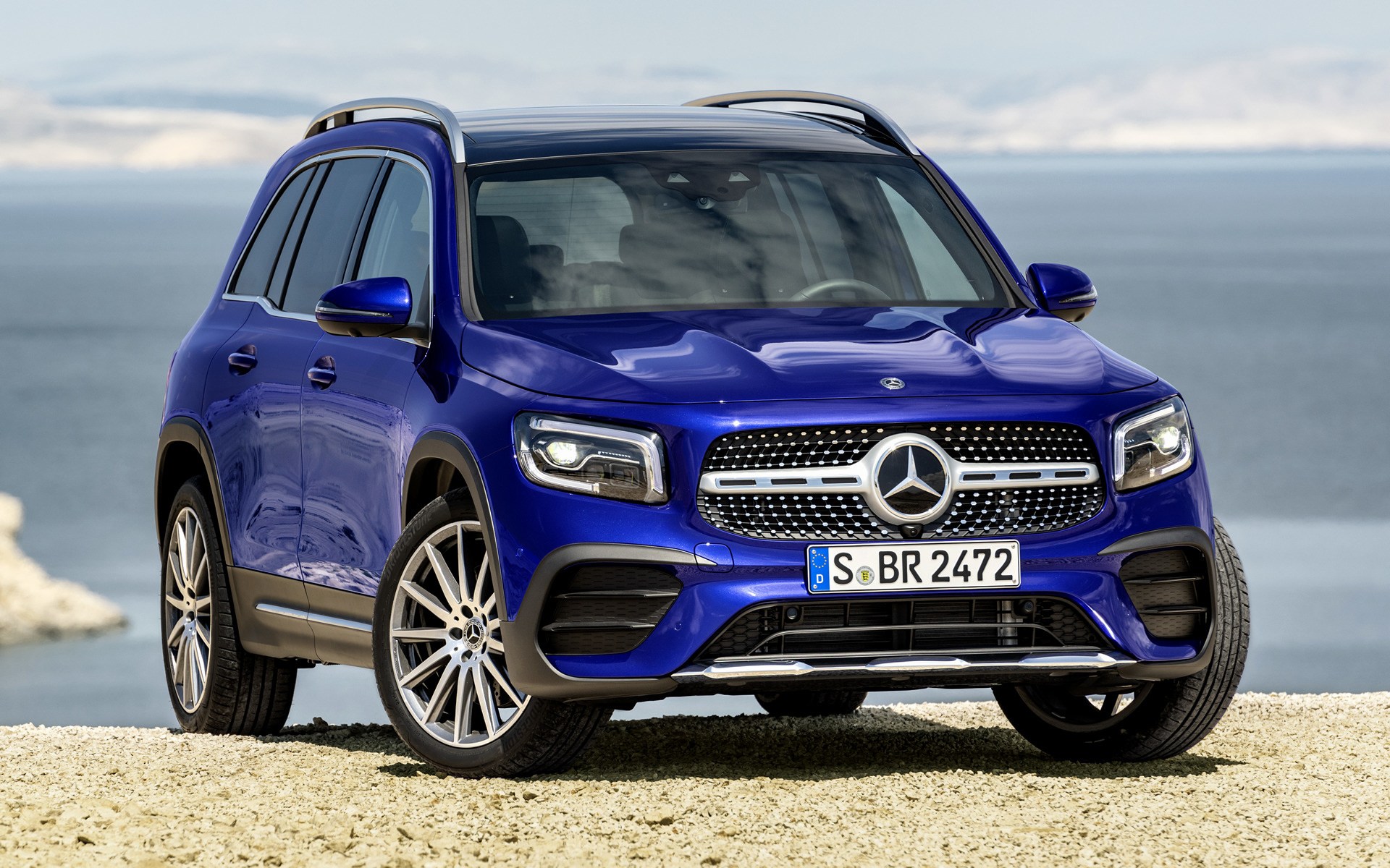 2019 Mercedes-Benz GLB-Class AMG Line - Wallpapers and HD ...