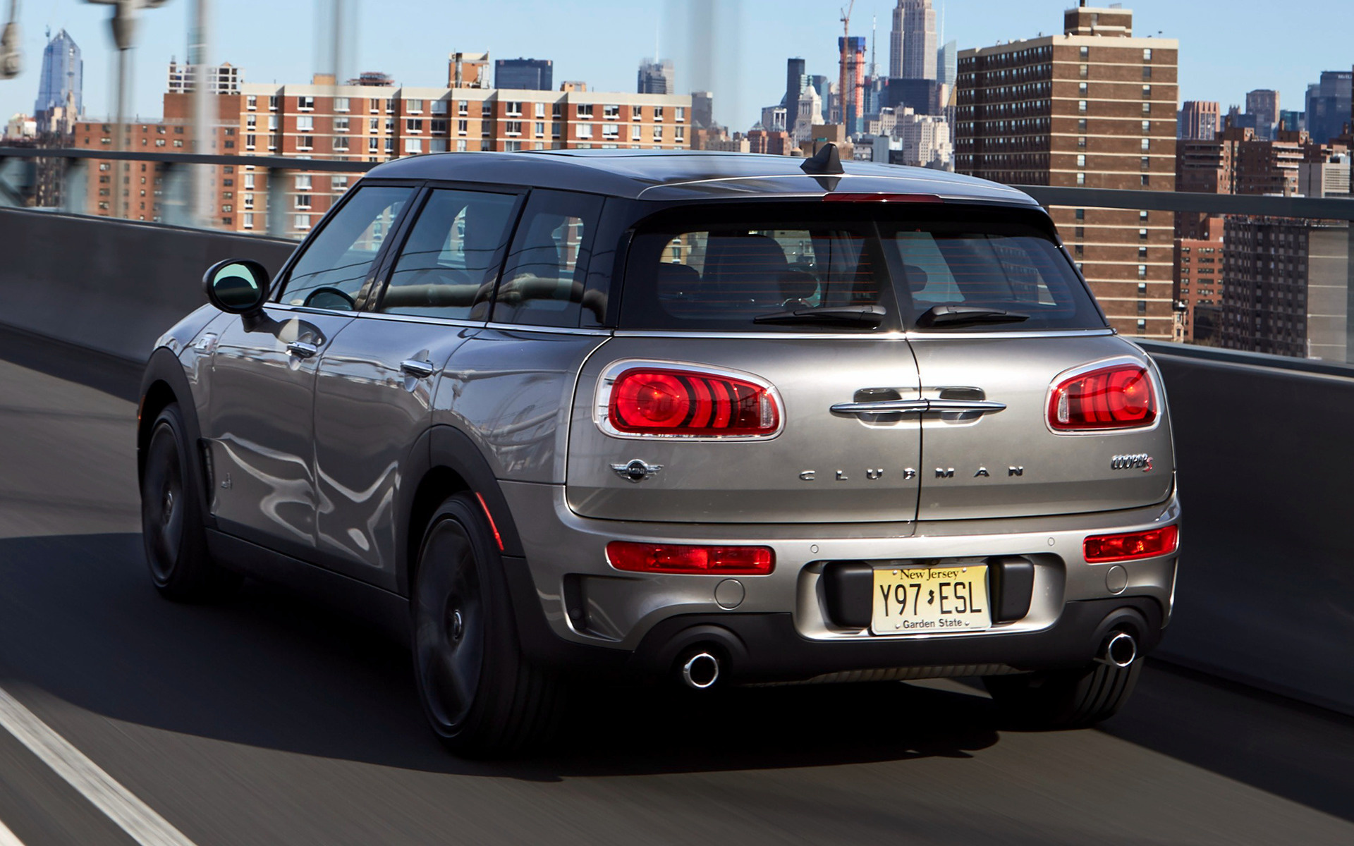2017 mini cooper s clubman (us) - wallpapers and hd images | car pixel