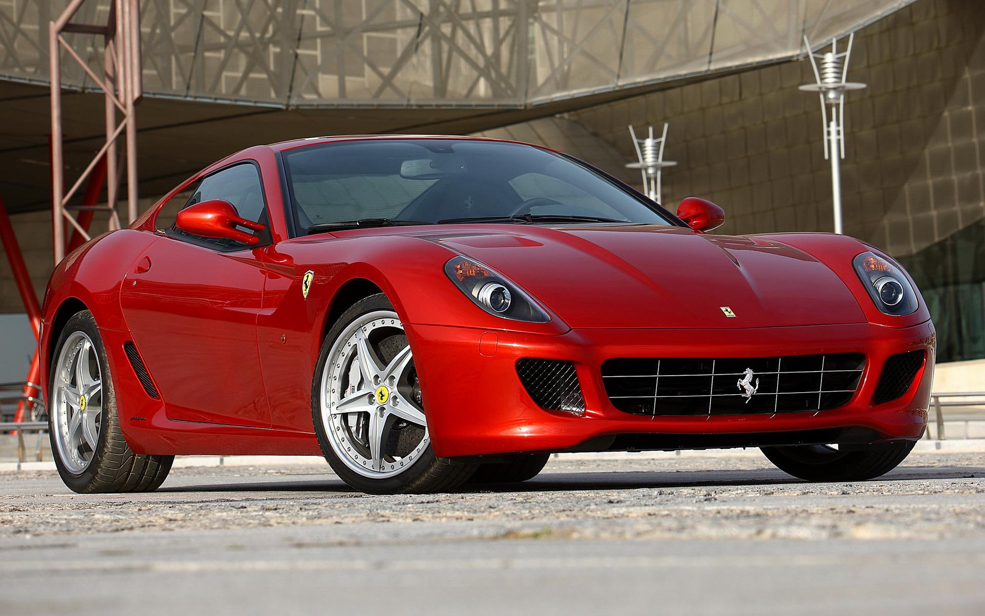 2009 Ferrari 599 Gtb Fiorano Hgte Papeis De Parede E Imagens De Fundo Em Hd Car Pixel