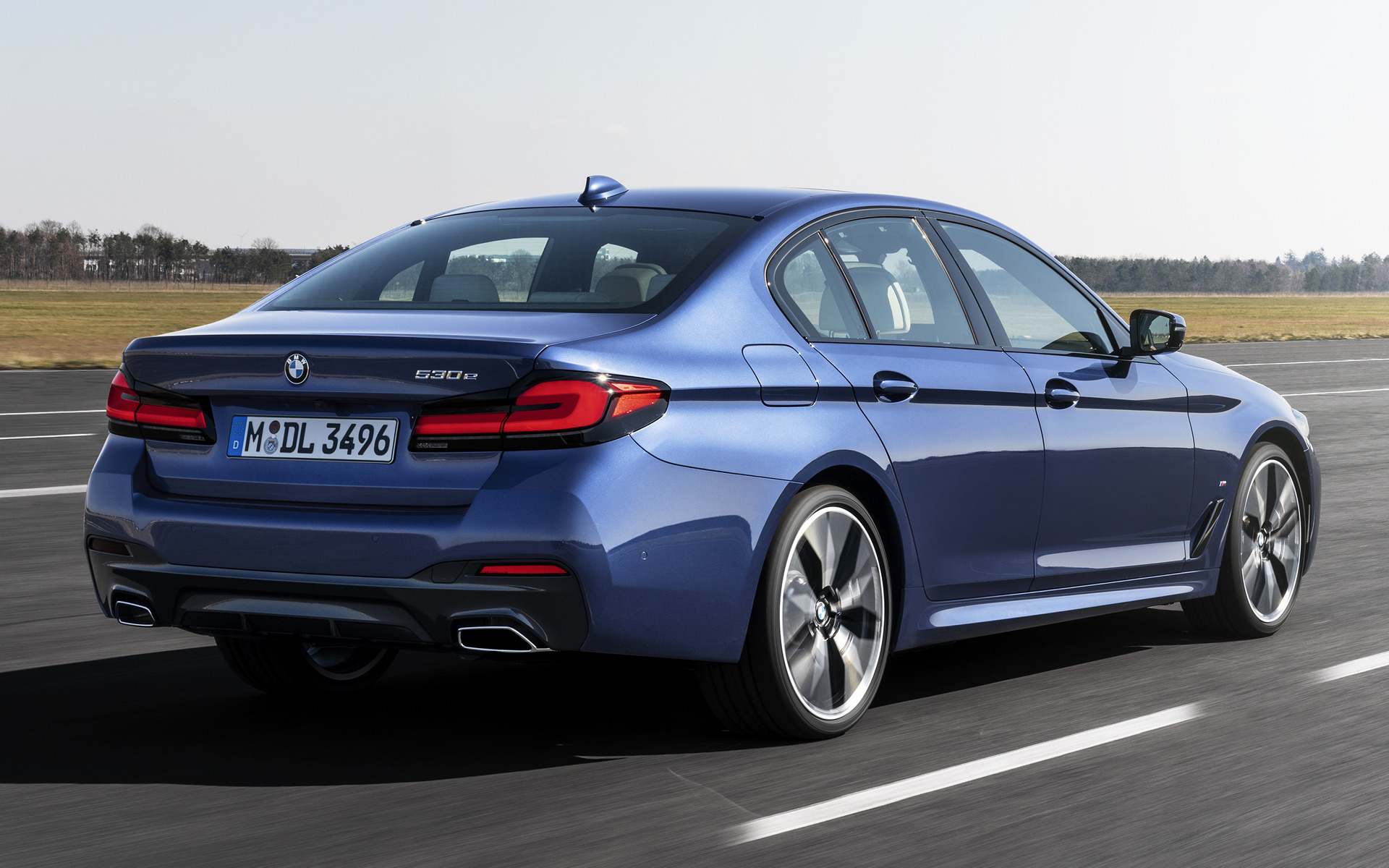 2020 BMW 550I Price and Review