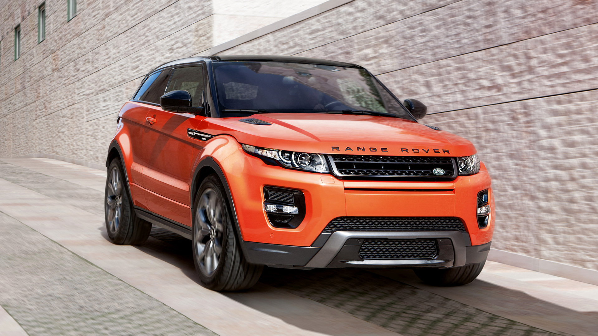 Range Rover Evoque Coupe Autobiography Dynamic 2014